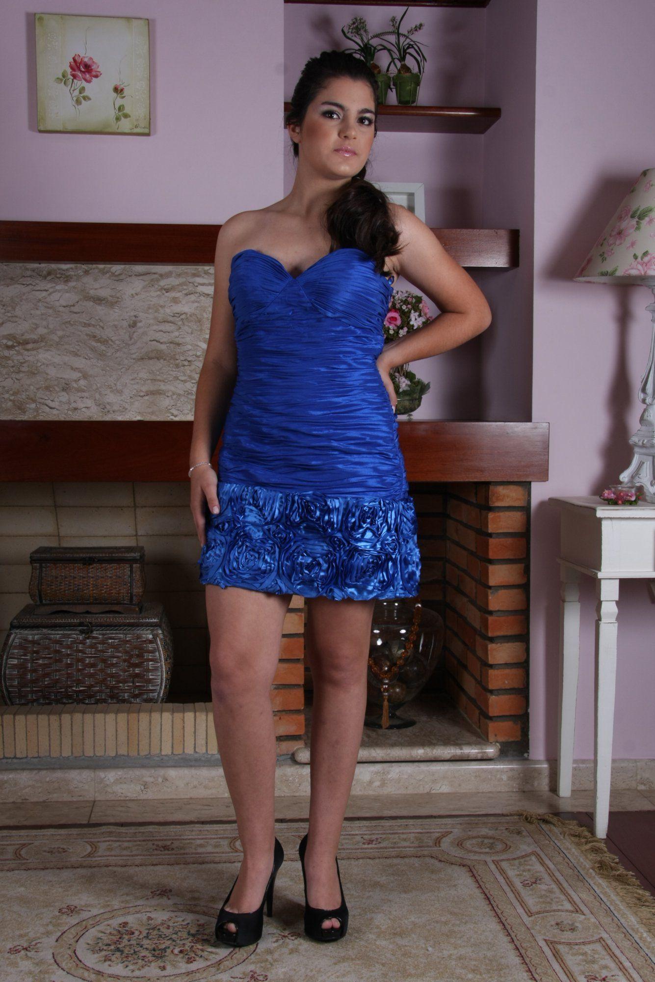 Vestido de Debutante Azul - 15 - Hipnose Alta Costura e Spa para Noivas e Noivos - Campinas - SP Vestido de Debutante, Vestido de Debutante Azul, Hipnose Alta Costura