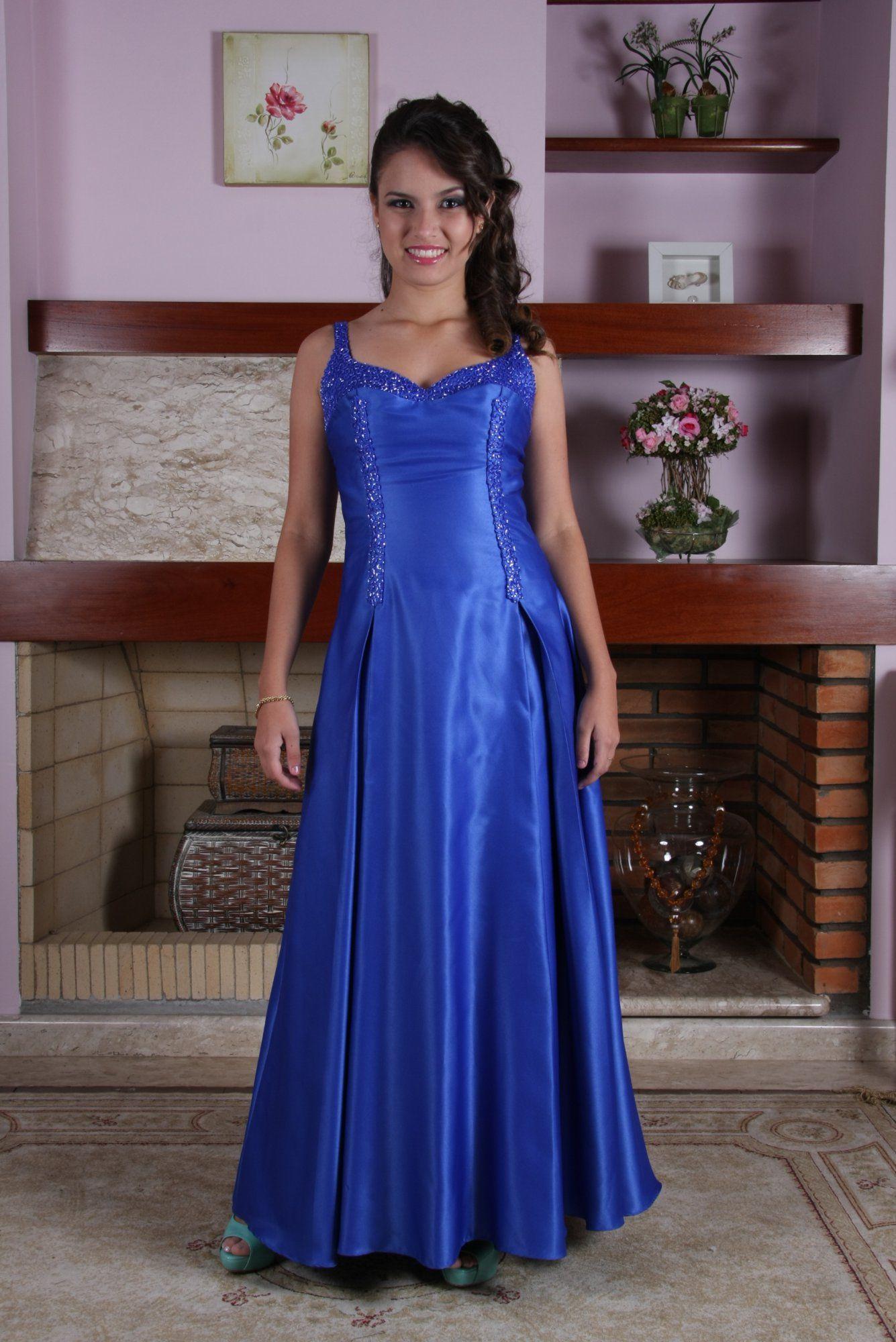 Vestido de Debutante Azul - 16 - Hipnose Alta Costura e Spa para Noivas e Noivos - Campinas - SP Vestido de Debutante, Vestido de Debutante Azul, Hipnose Alta Costura