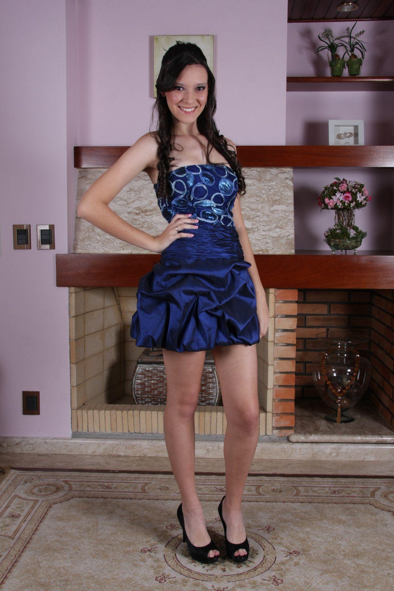 Vestido de Debutante Azul - 7 - Hipnose Alta Costura e Spa para Noivas e Noivos - Campinas - SP Vestido de Debutante, Vestido de Debutante Azul, Hipnose Alta Costura