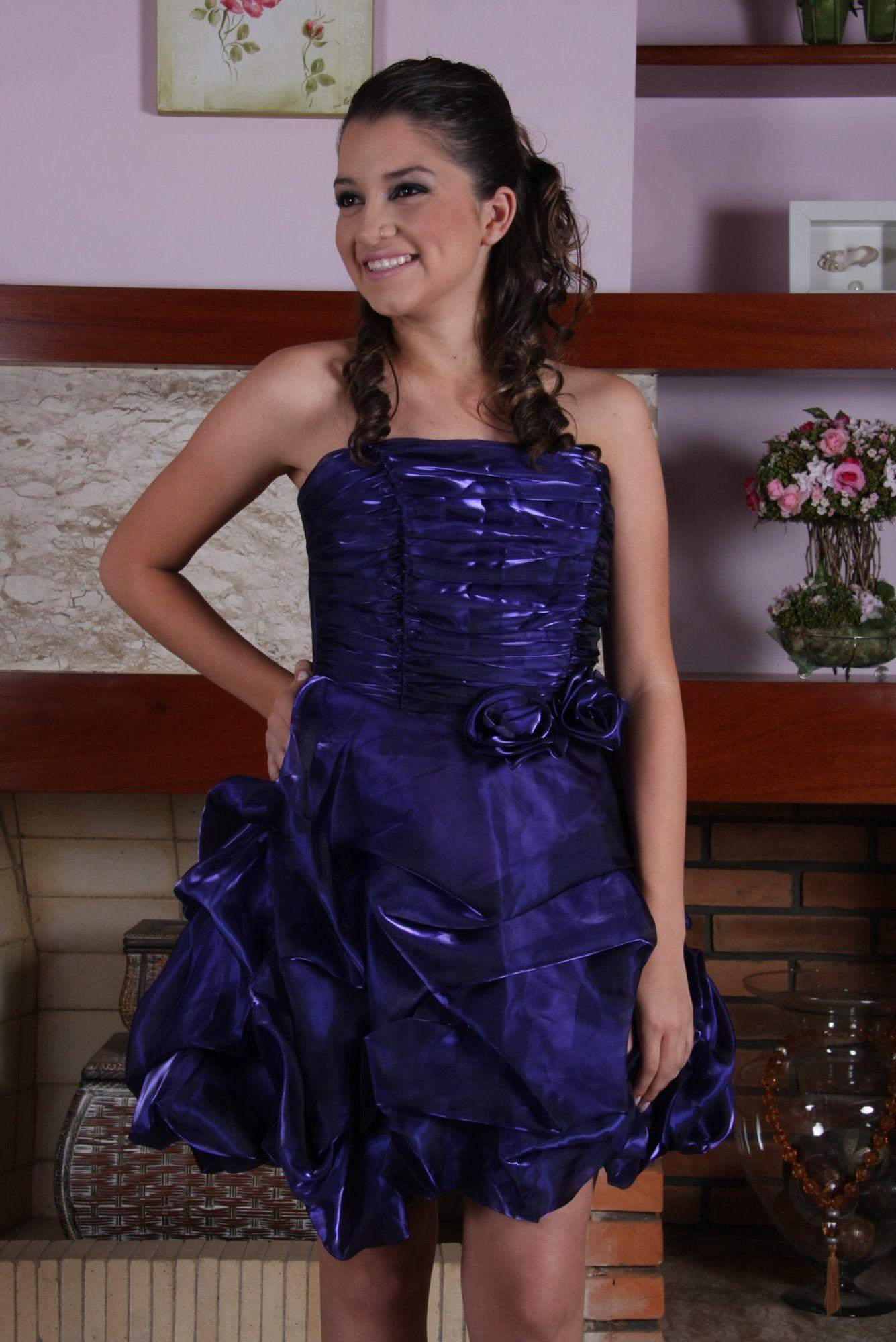 Vestido de Debutante Azul - 8 - Hipnose Alta Costura e Spa para Noivas e Noivos - Campinas - SP Vestido de Debutante, Vestido de Debutante Azul, Hipnose Alta Costura
