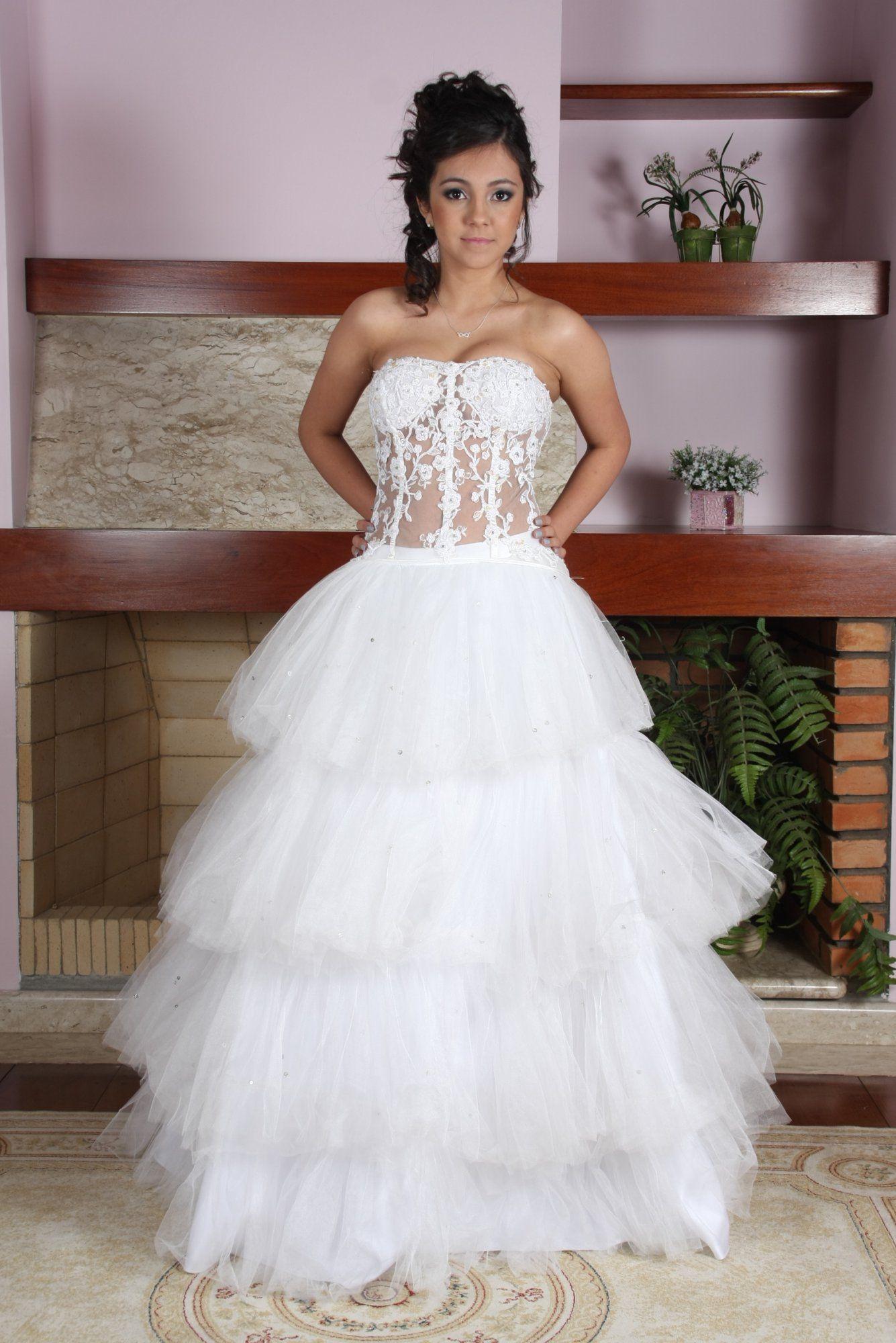 Vestido de Debutante Branco - 2 - Hipnose Alta Costura e Spa para Noivas e Noivos - Campinas - SP Vestido de Debutante, Vestido de Debutante Branco, Hipnose Alta Costura