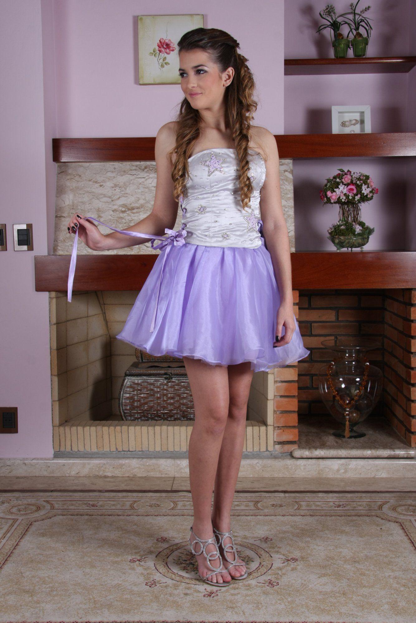 Vestido de Debutante Lilas - 11 - Hipnose Alta Costura e Spa para Noivas e Noivos - Campinas - SP Vestido de Debutante, Vestido de Debutante Lilas, Hipnose Alta Costura