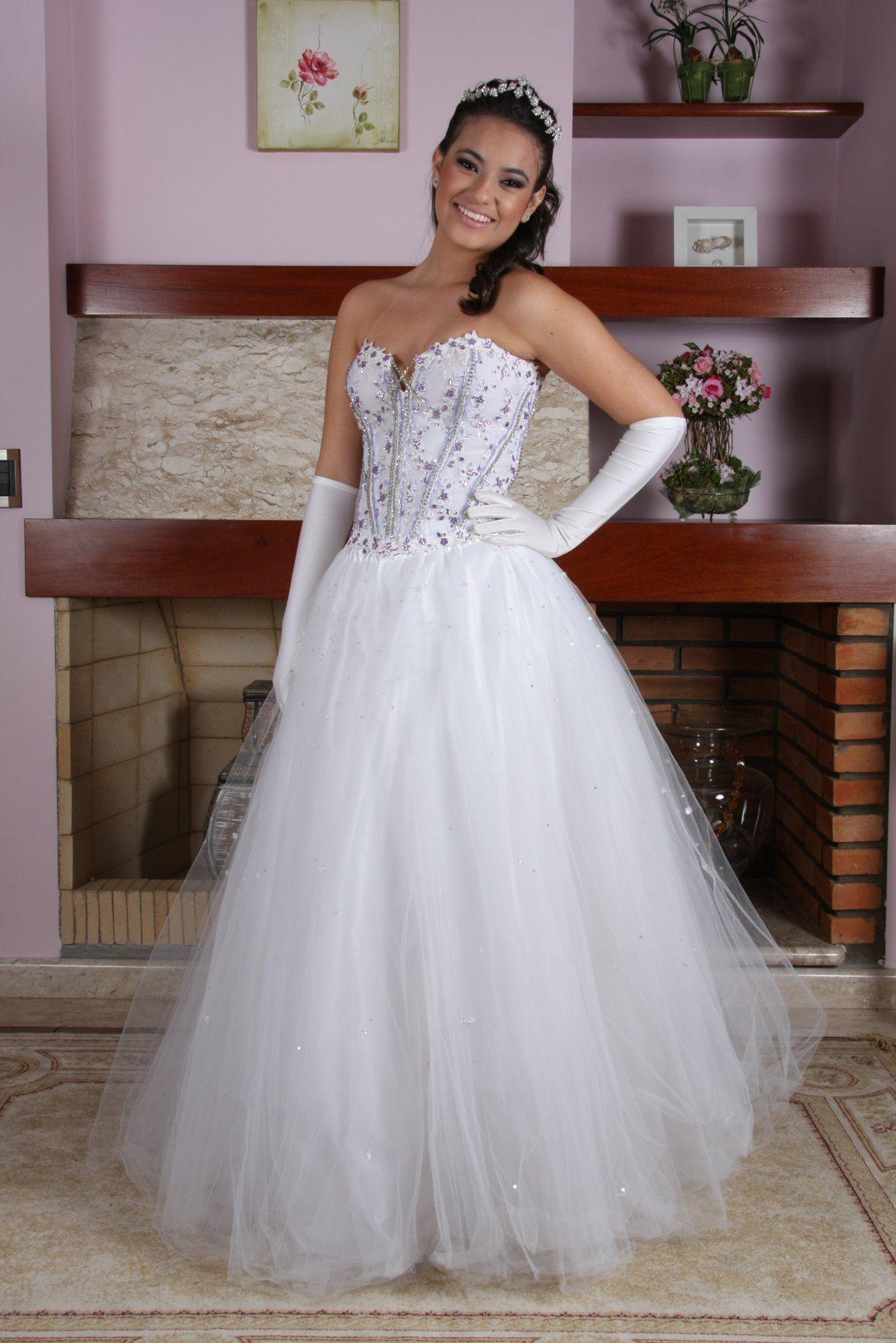 Vestido de Debutante Lilas - 12 - Hipnose Alta Costura e Spa para Noivas e Noivos - Campinas - SP Vestido de Debutante, Vestido de Debutante Lilas, Hipnose Alta Costura