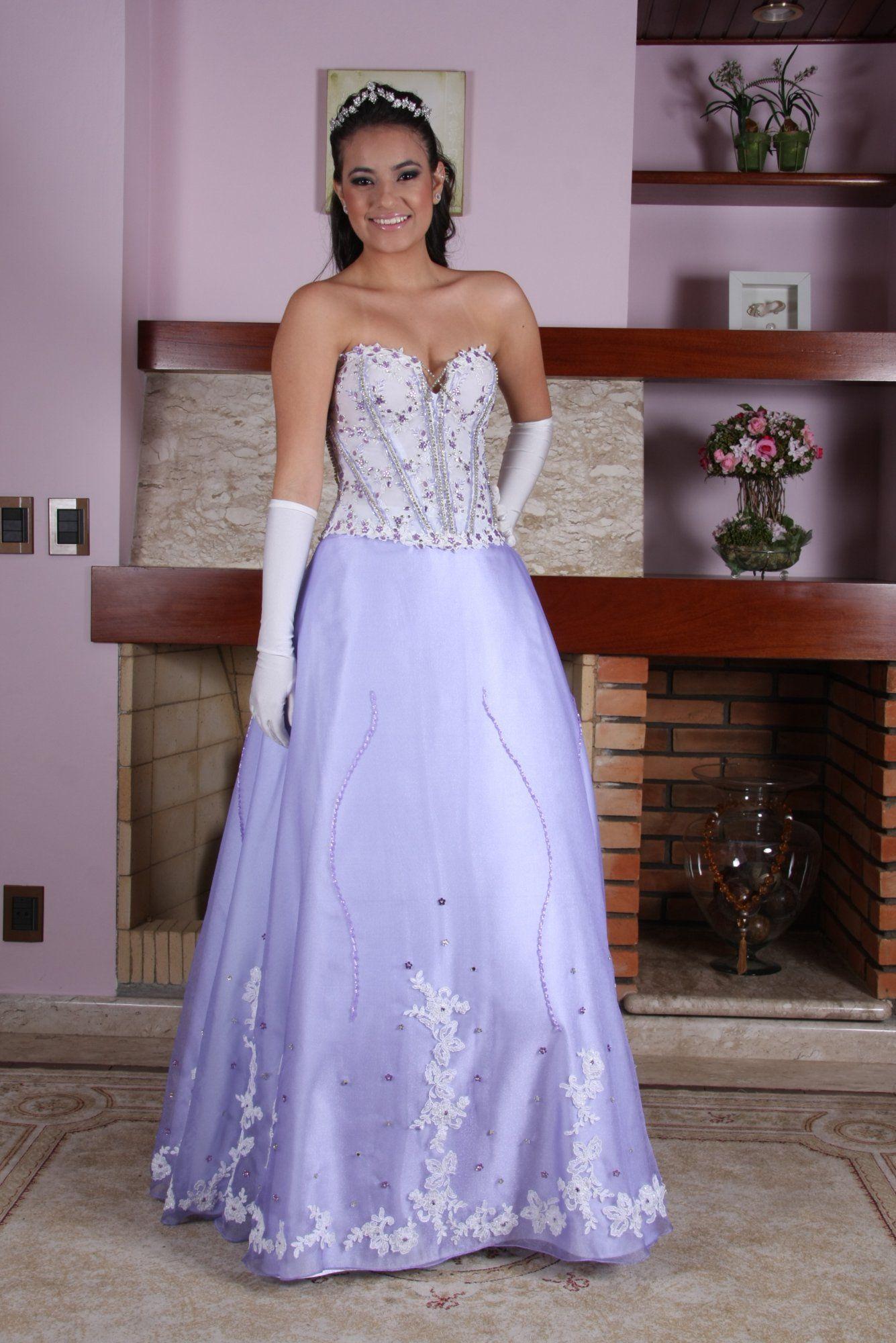 Vestido de Debutante Lilas - 13 - Hipnose Alta Costura e Spa para Noivas e Noivos - Campinas - SP Vestido de Debutante, Vestido de Debutante Lilas, Hipnose Alta Costura