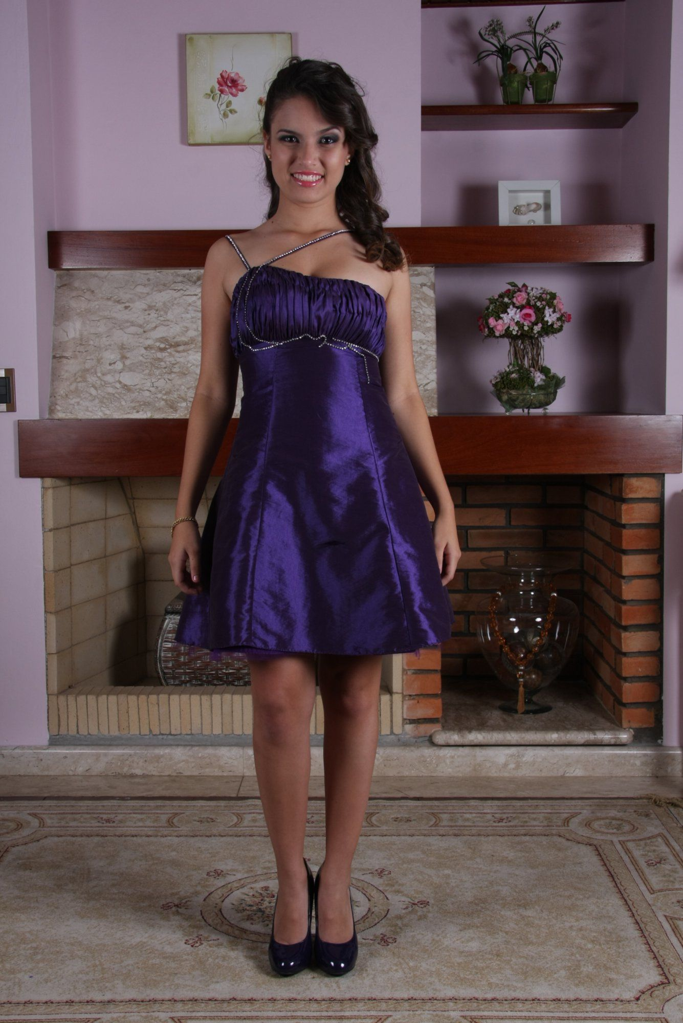 Vestido de Debutante Lilas - 15 - Hipnose Alta Costura e Spa para Noivas e Noivos - Campinas - SP Vestido de Debutante, Vestido de Debutante Lilas, Hipnose Alta Costura