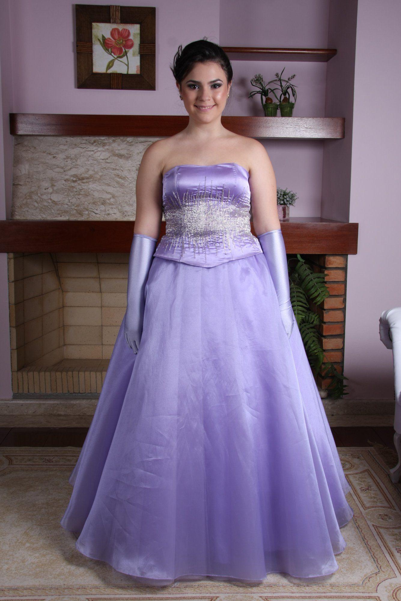 Vestido de Debutante Lilas - 9 - Hipnose Alta Costura e Spa para Noivas e Noivos - Campinas - SP Vestido de Debutante, Vestido de Debutante Lilas, Hipnose Alta Costura