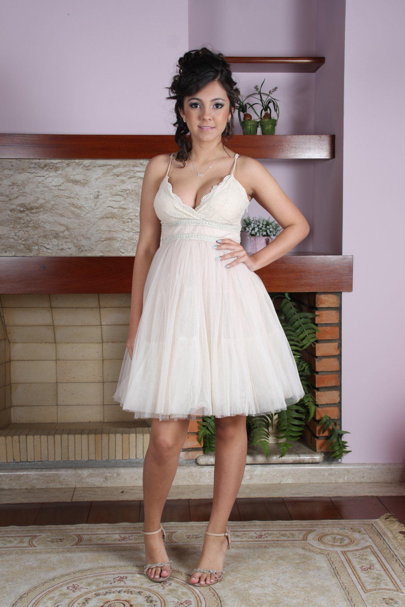 Vestido de Debutante Marfim e Ouro - 2 - Hipnose Alta Costura e Spa para Noivas e Noivos - Campinas - SP Vestido de Debutante, Vestido de Debutante Marfim e Ouro, Hipnose Alta Costura