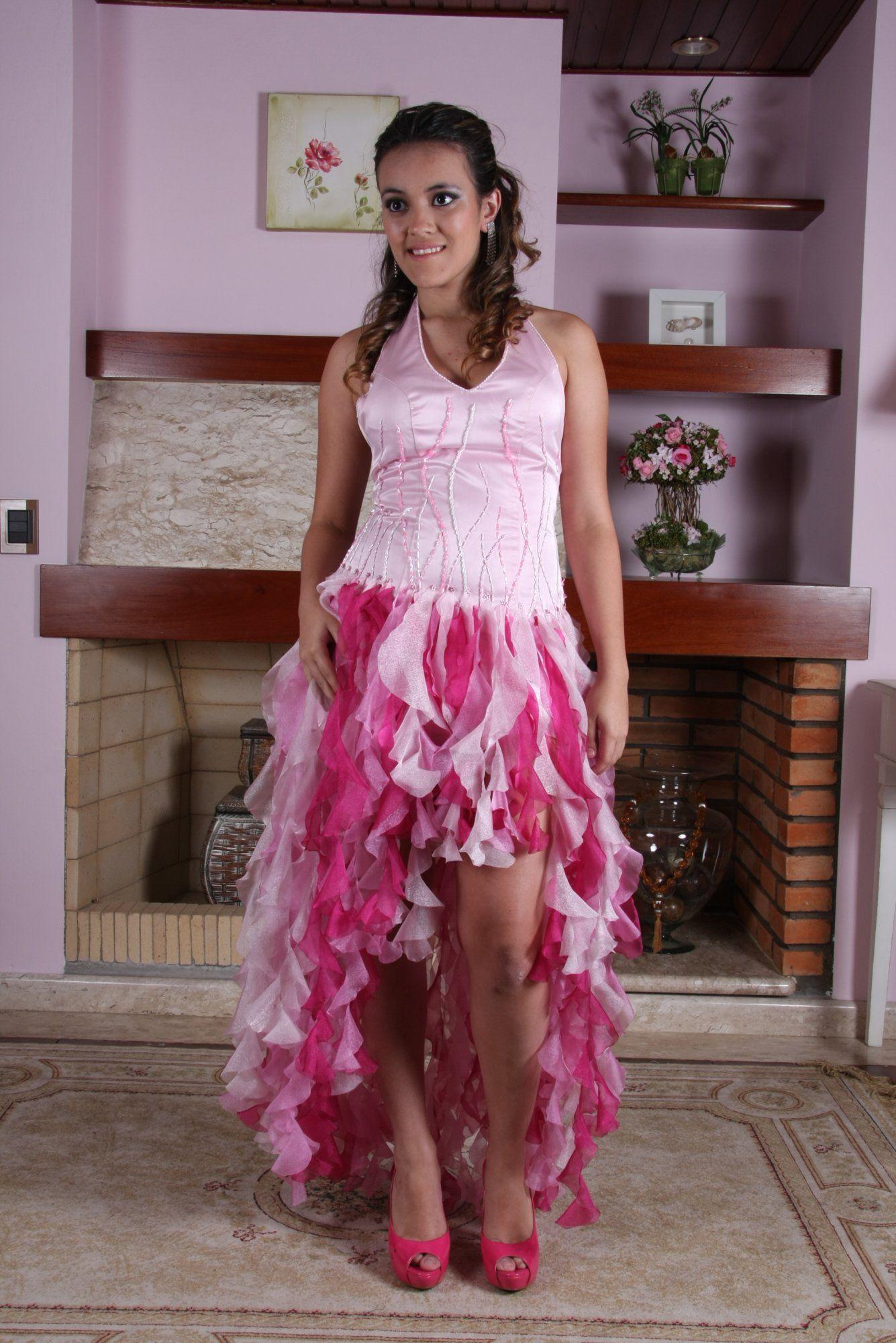 Vestido de Debutante Pink - 16 - Hipnose Alta Costura e Spa para Noivas e Noivos - Campinas - SP Vestido de Debutante, Vestido de Debutante Pink, Hipnose Alta Costura