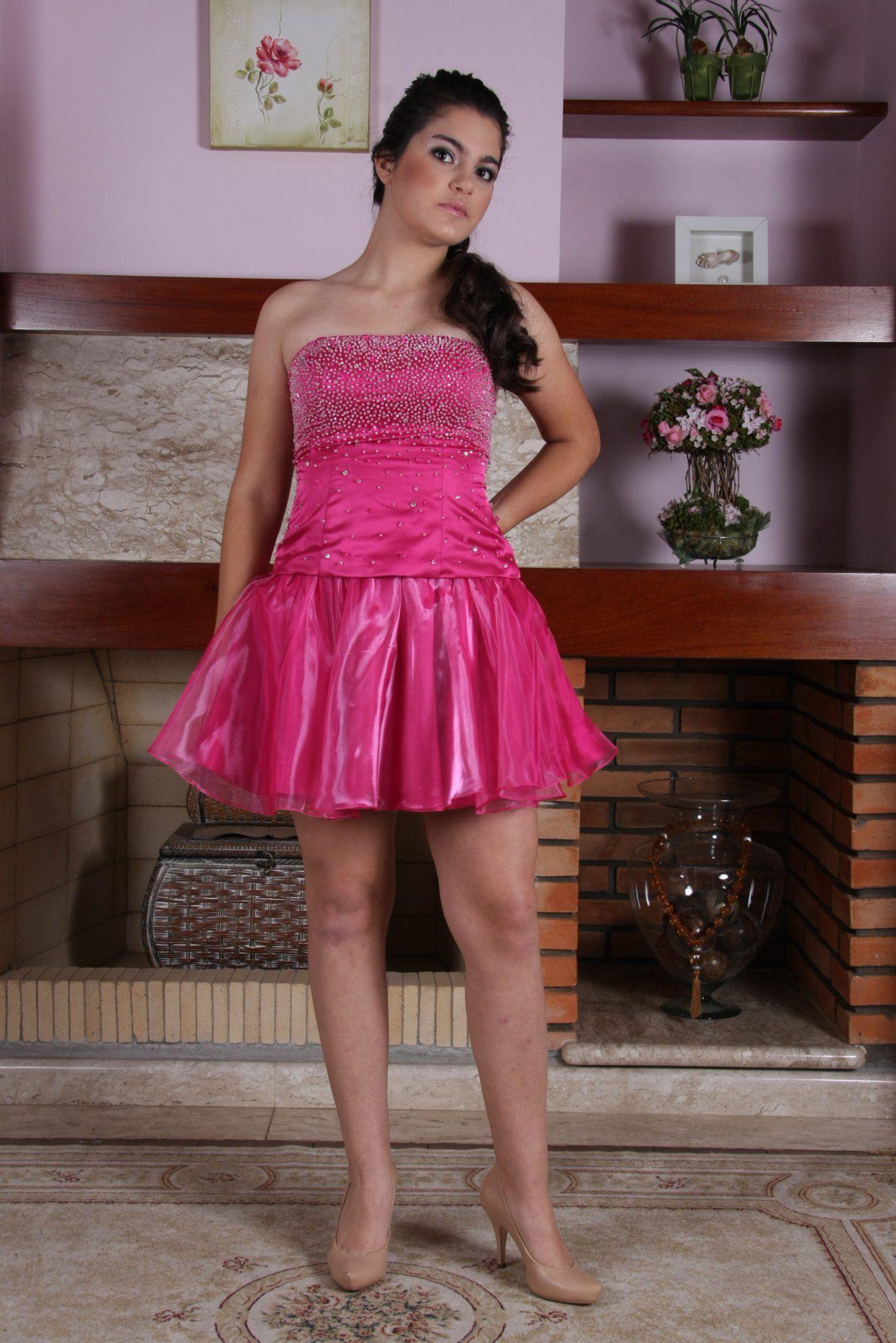 Vestido de Debutante Pink - 19 - Hipnose Alta Costura e Spa para Noivas e Noivos - Campinas - SP Vestido de Debutante, Vestido de Debutante Pink, Hipnose Alta Costura