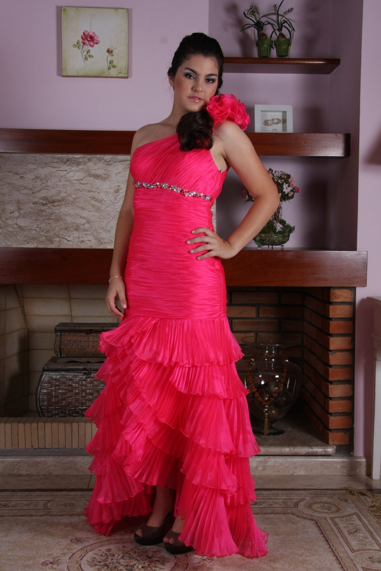 Vestido de Debutante Pink - 20 - Hipnose Alta Costura e Spa para Noivas e Noivos - Campinas - SP Vestido de Debutante, Vestido de Debutante Pink, Hipnose Alta Costura