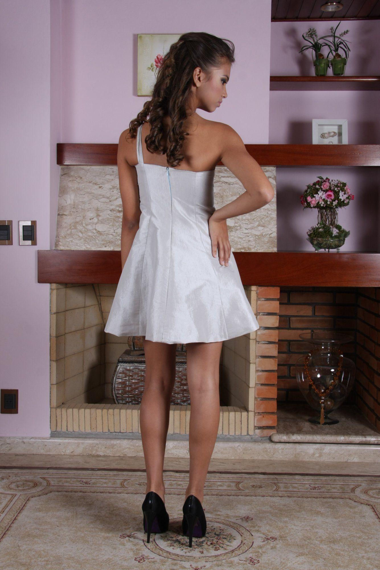 Vestido de Debutante Prata - 4 - Hipnose Alta Costura e Spa para Noivas e Noivos - Campinas - SP Vestido de Debutante, Vestido de Debutante Prata, Hipnose Alta Costura