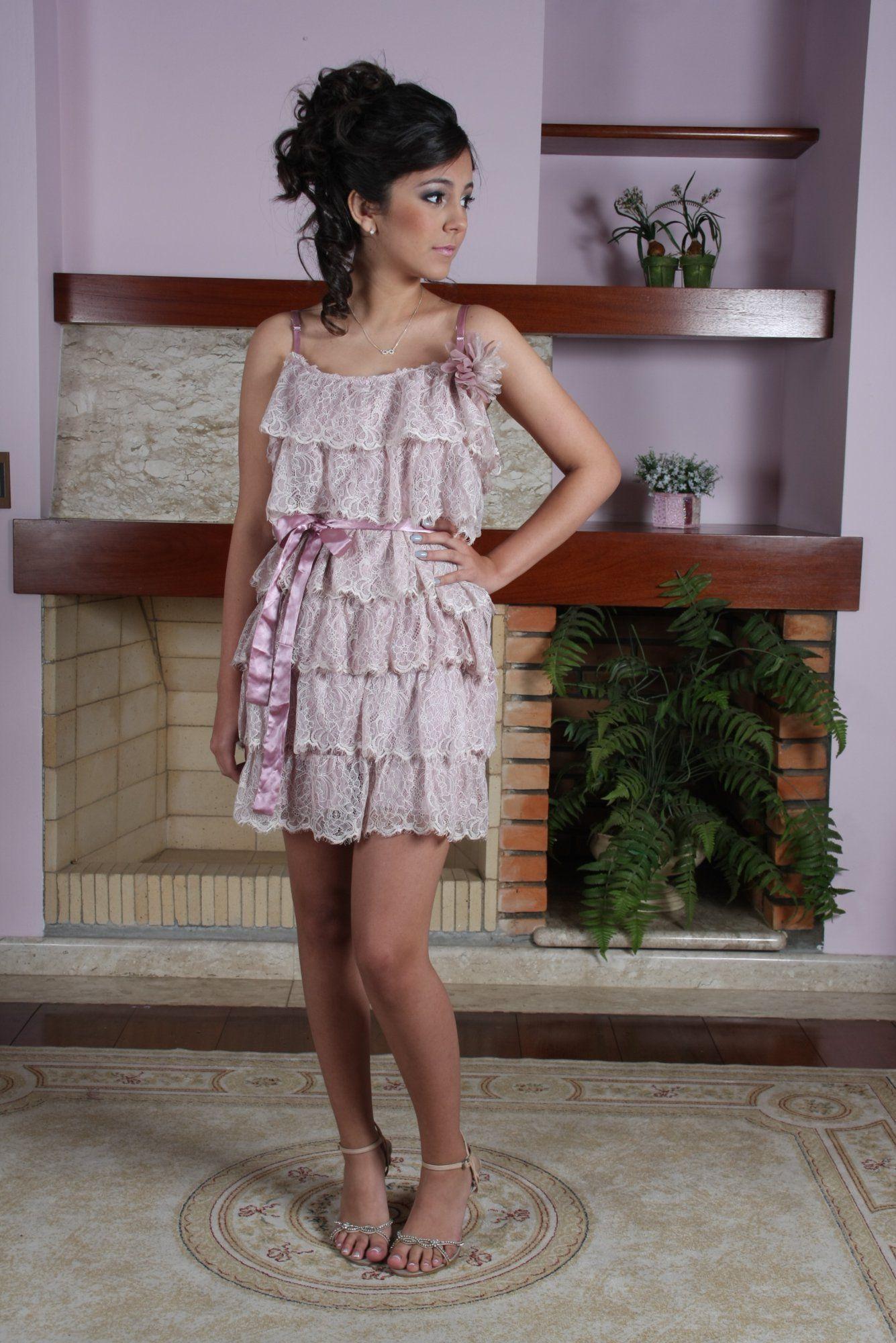 Vestido de Debutante Rosa - 1 - Hipnose Alta Costura e Spa para Noivas e Noivos - Campinas - SP Vestido de Debutante, Vestido de Debutante Rosa, Hipnose Alta Costura
