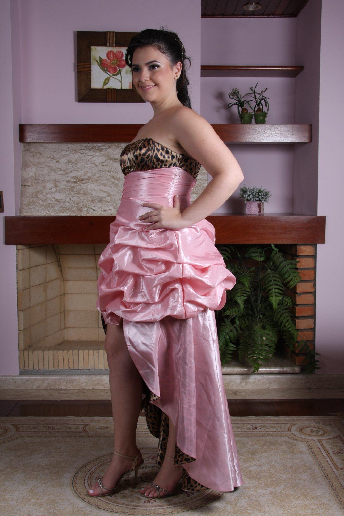 Vestido de Debutante Rosa - 10 - Hipnose Alta Costura e Spa para Noivas e Noivos - Campinas - SP Vestido de Debutante, Vestido de Debutante Rosa, Hipnose Alta Costura