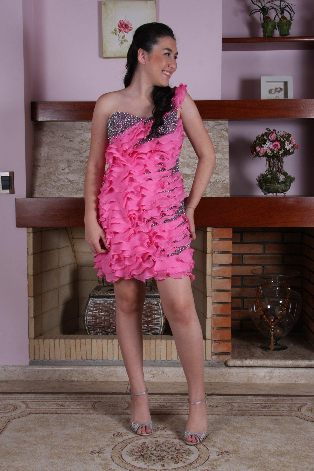 Vestido de Debutante Rosa - 16 - Hipnose Alta Costura e Spa para Noivas e Noivos - Campinas - SP Vestido de Debutante, Vestido de Debutante Rosa, Hipnose Alta Costura