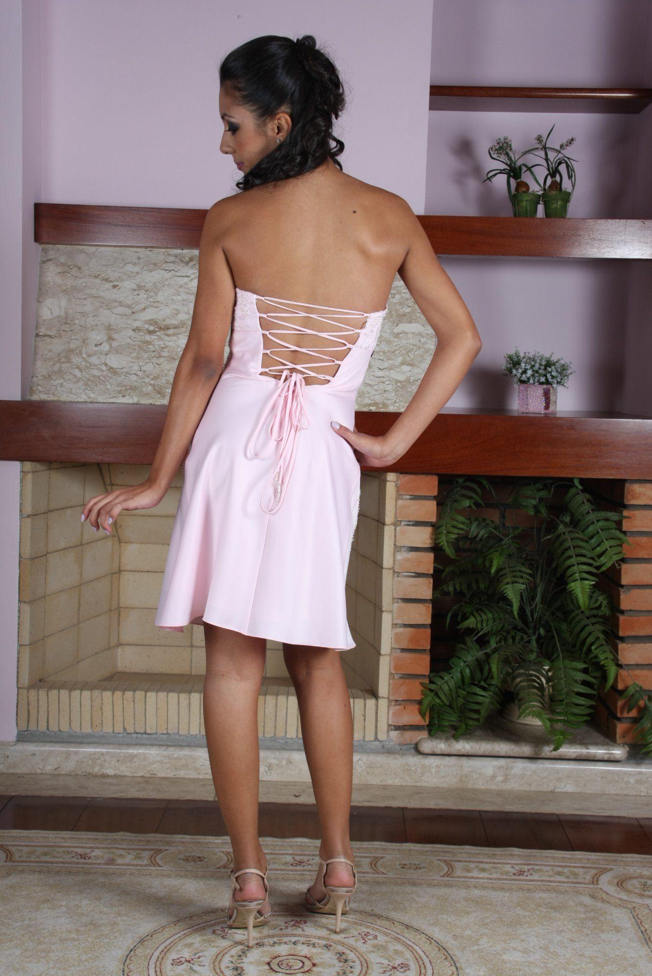 Vestido de Debutante Rosa - 2 - Hipnose Alta Costura e Spa para Noivas e Noivos - Campinas - SP Vestido de Debutante, Vestido de Debutante Rosa, Hipnose Alta Costura