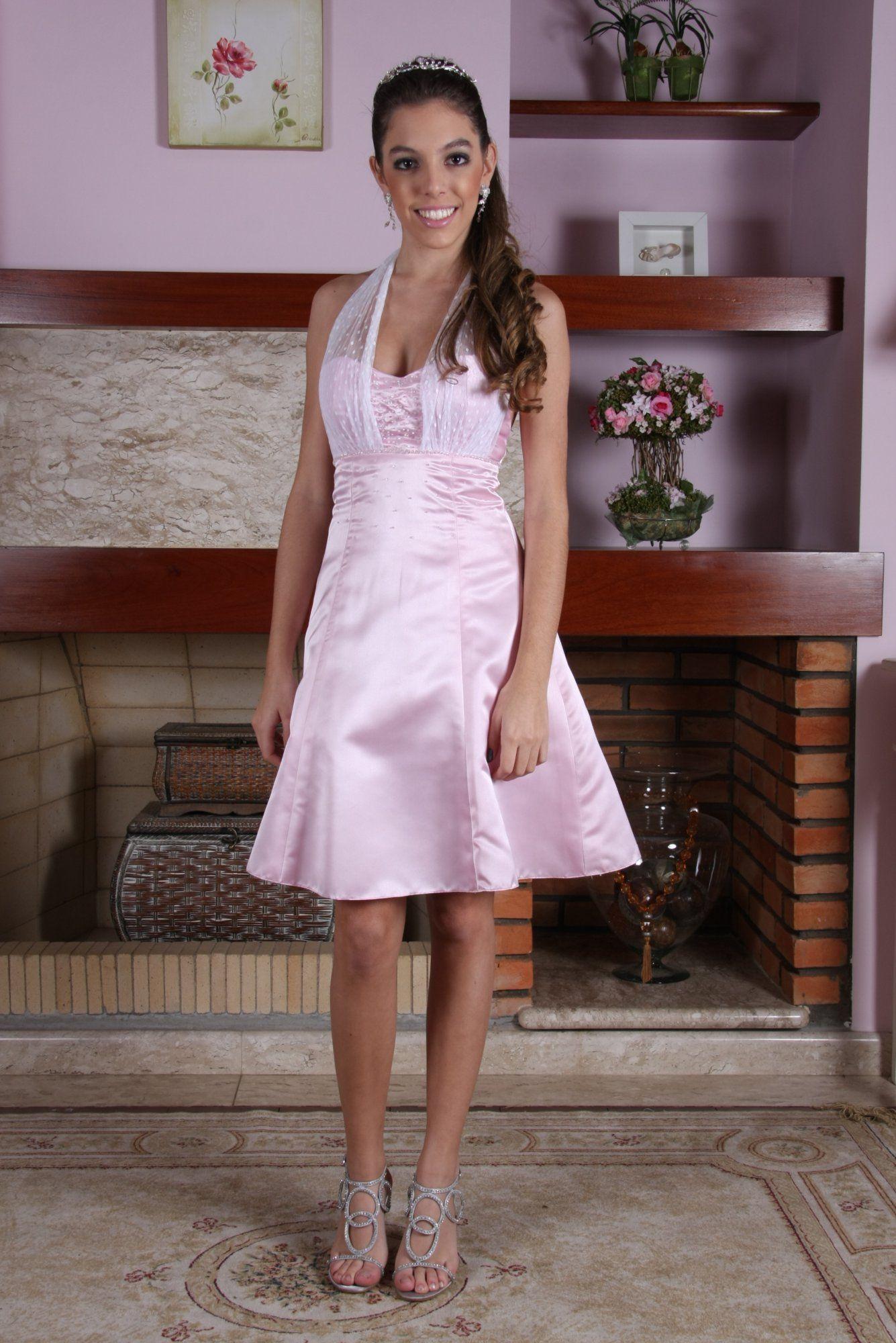 Vestido de Debutante Rosa - 20 - Hipnose Alta Costura e Spa para Noivas e Noivos - Campinas - SP Vestido de Debutante, Vestido de Debutante Rosa, Hipnose Alta Costura
