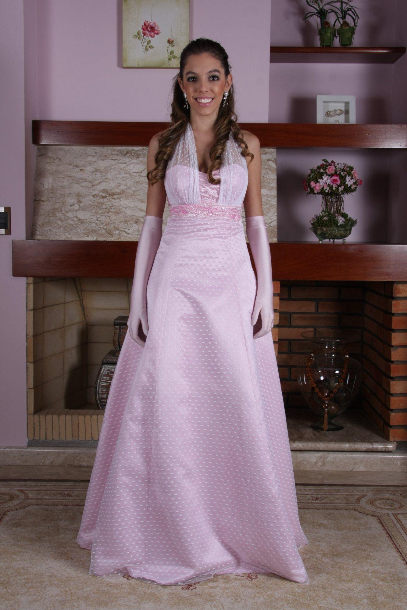 Vestido de Debutante Rosa - 21 - Hipnose Alta Costura e Spa para Noivas e Noivos - Campinas - SP Vestido de Debutante, Vestido de Debutante Rosa, Hipnose Alta Costura