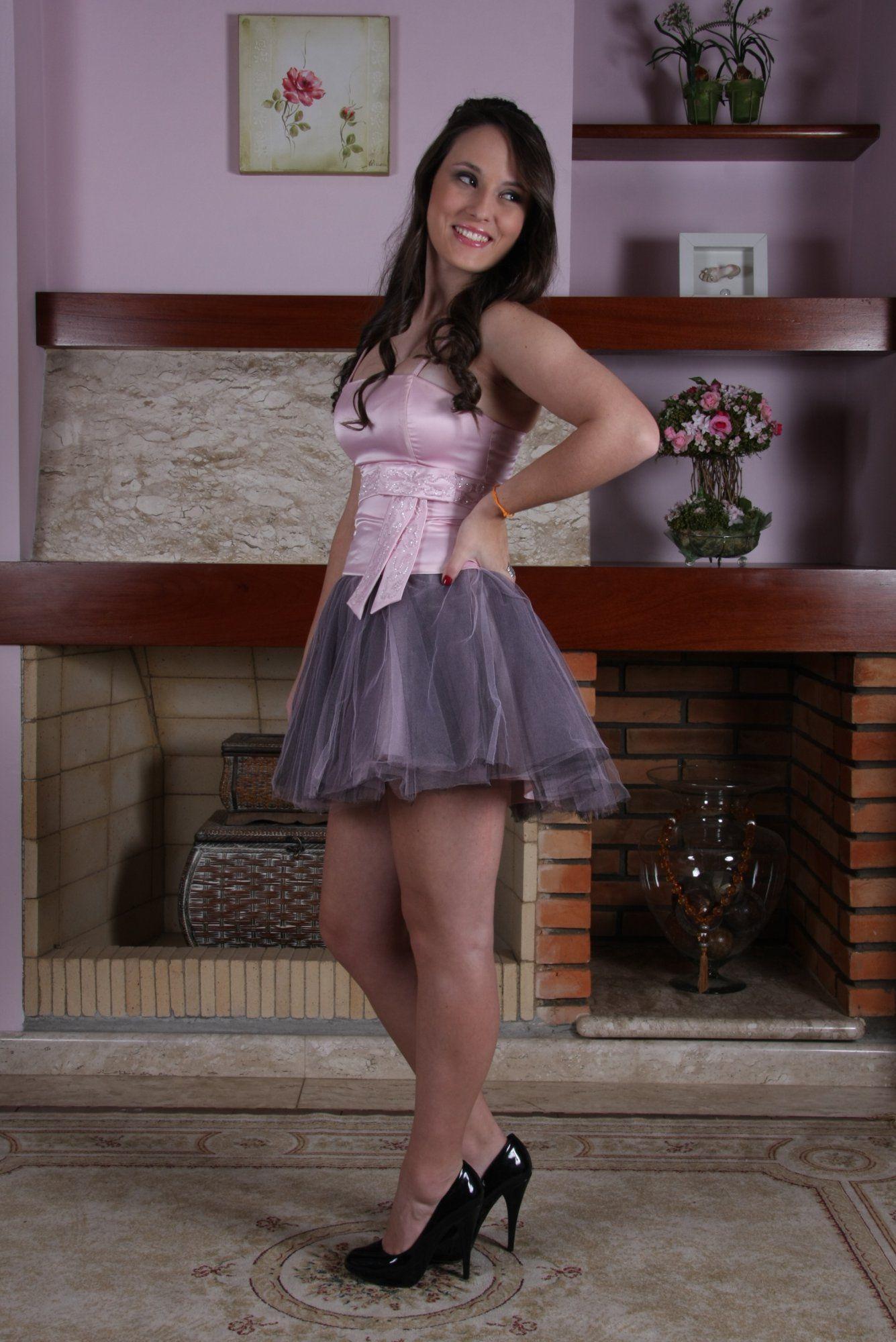 Vestido de Debutante Rosa - 25 - Hipnose Alta Costura e Spa para Noivas e Noivos - Campinas - SP Vestido de Debutante, Vestido de Debutante Rosa, Hipnose Alta Costura