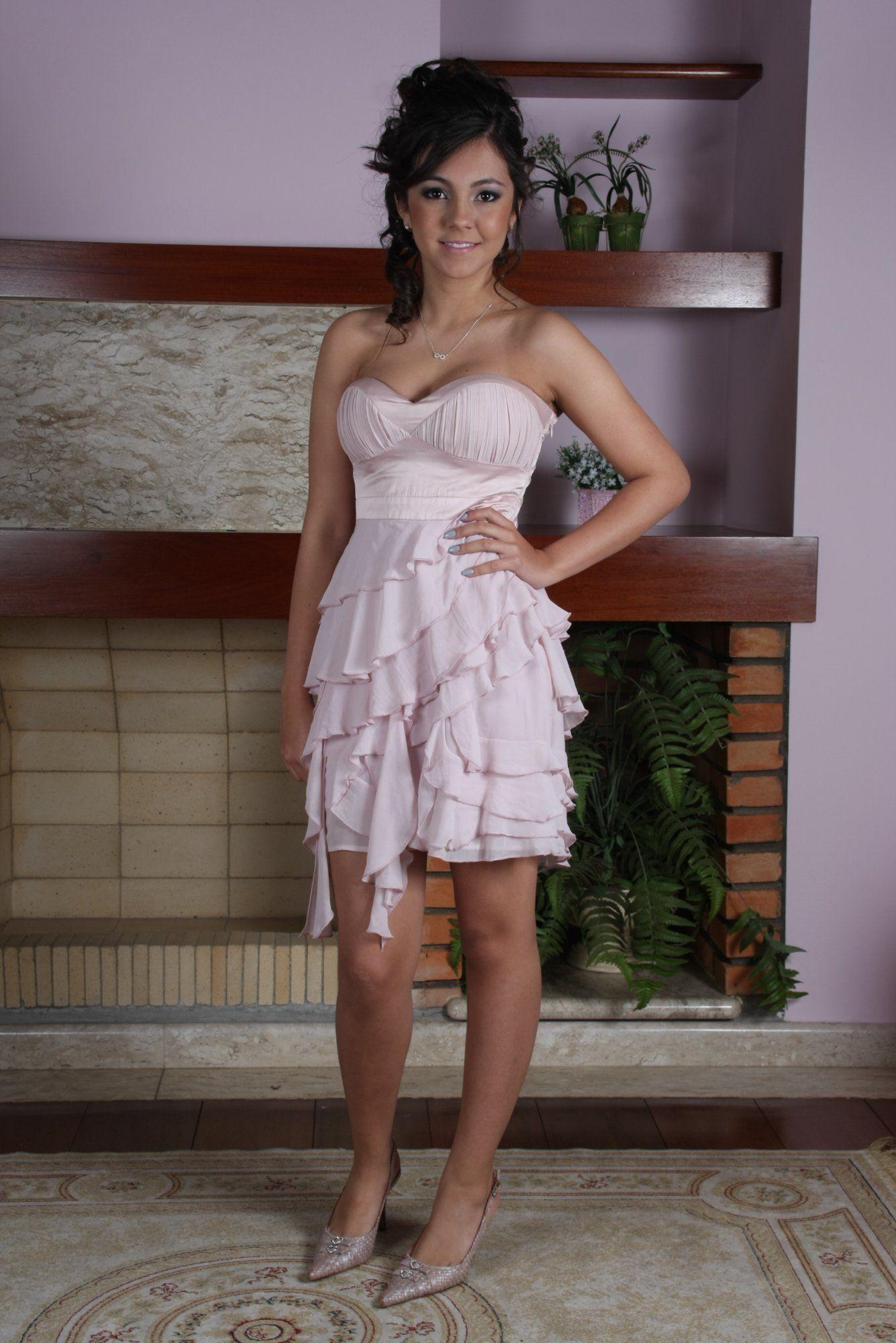 Vestido de Debutante Rosa - 4 - Hipnose Alta Costura e Spa para Noivas e Noivos - Campinas - SP Vestido de Debutante, Vestido de Debutante Rosa, Hipnose Alta Costura