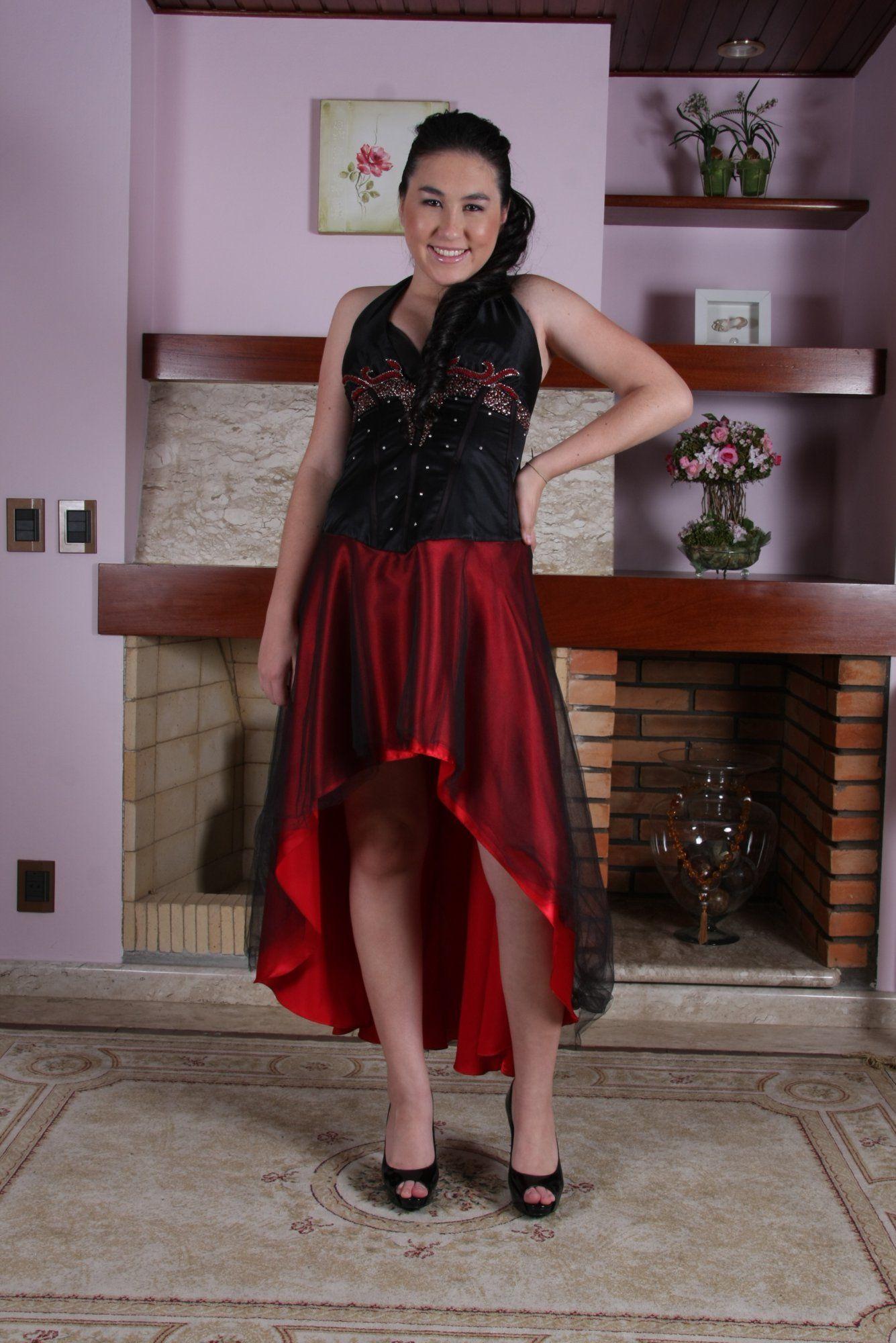 Vestido de Debutante Vermelho - 12 - Hipnose Alta Costura e Spa para Noivas e Noivos - Campinas - SP Vestido de Debutante, Vestido de Debutante Vermelho, Hipnose Alta Costura