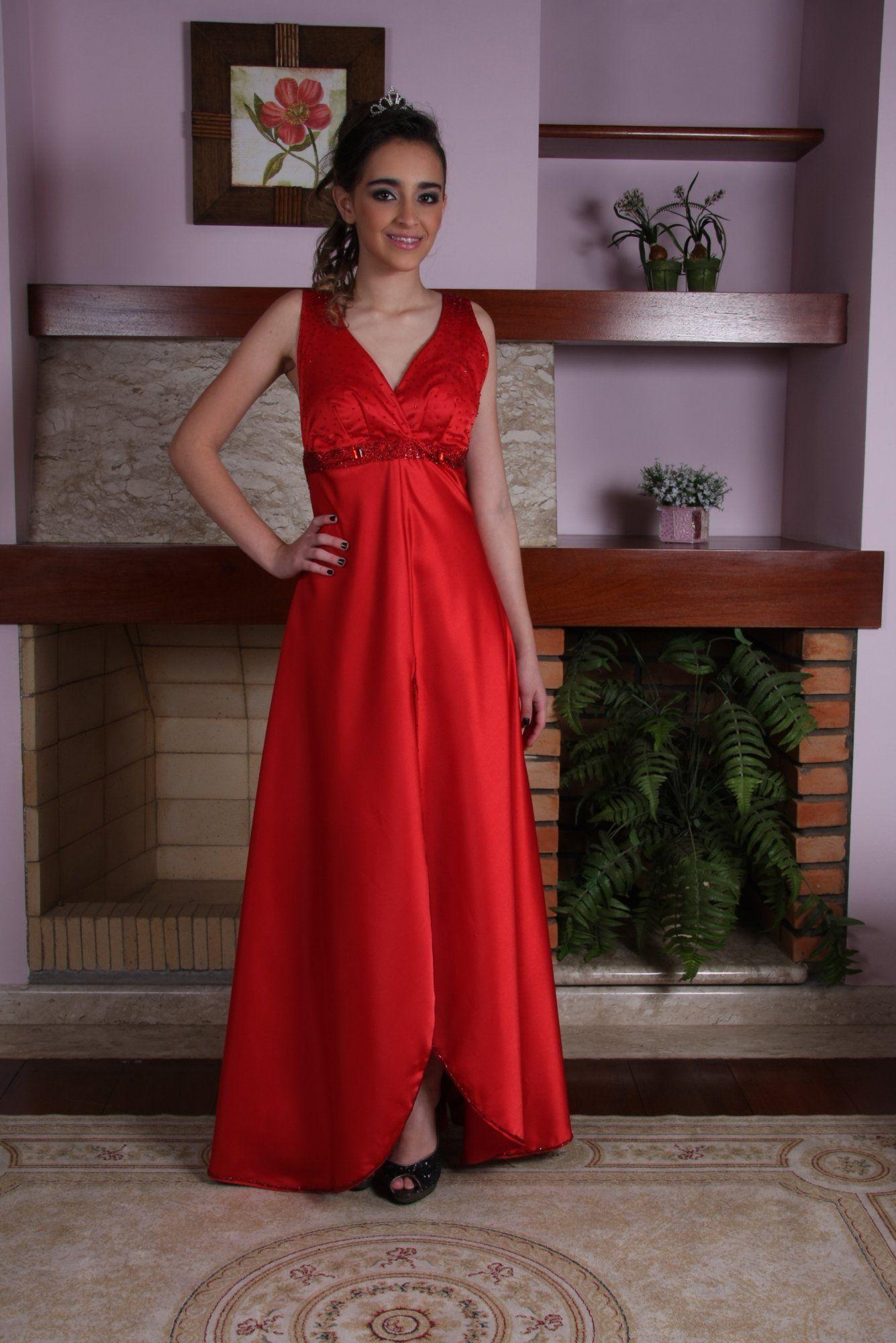 Vestido de Debutante Vermelho - 3 - Hipnose Alta Costura e Spa para Noivas e Noivos - Campinas - SP Vestido de Debutante, Vestido de Debutante Vermelho, Hipnose Alta Costura
