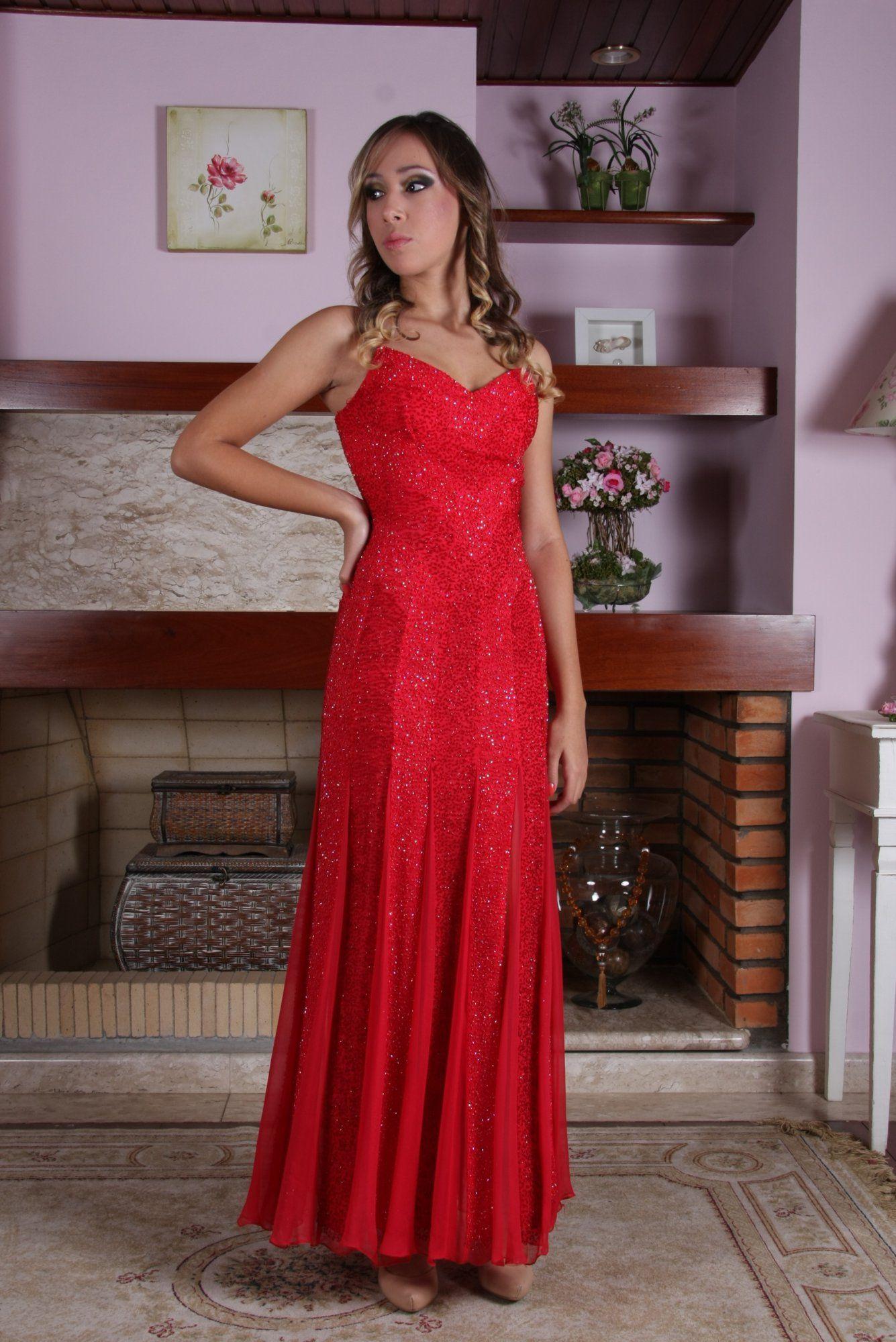 Vestido de Debutante Vermelho - 7 - Hipnose Alta Costura e Spa para Noivas e Noivos - Campinas - SP Vestido de Debutante, Vestido de Debutante Vermelho, Hipnose Alta Costura