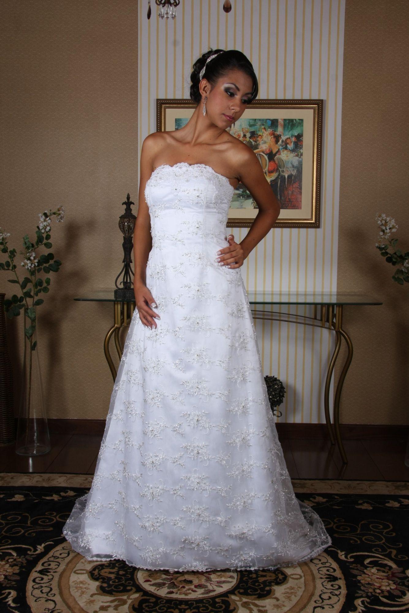 Vestido de Noiva Leve - 3 - Hipnose Alta Costura e Spa para Noivas e Noivos - Campinas - SP Vestido de Noiva, Vestido de Noiva Leve, Hipnose Alta Costura