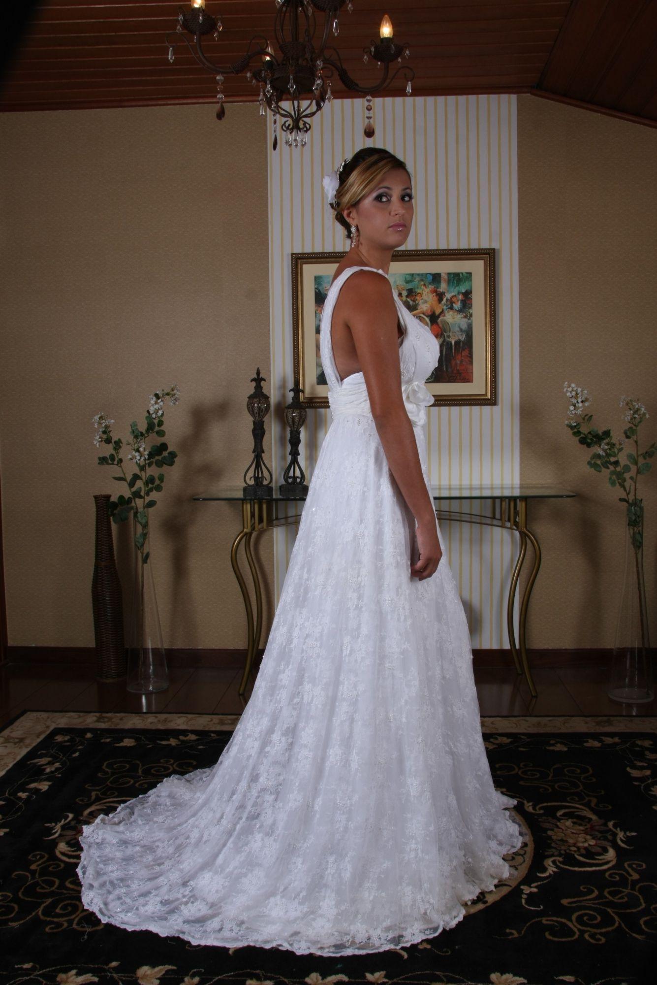 Vestido de Noiva Leve - 5 - Hipnose Alta Costura e Spa para Noivas e Noivos - Campinas - SP Vestido de Noiva, Vestido de Noiva Leve, Hipnose Alta Costura