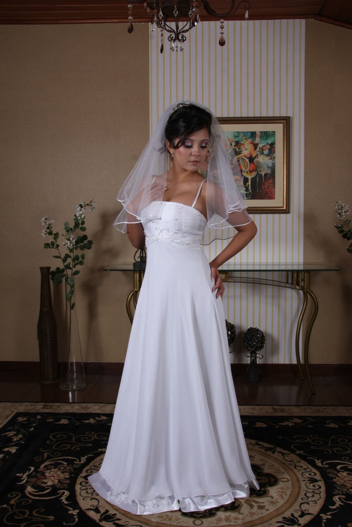 Vestido de Noiva Leve - 7 - Hipnose Alta Costura e Spa para Noivas e Noivos - Campinas - SP Vestido de Noiva, Vestido de Noiva Leve, Hipnose Alta Costura