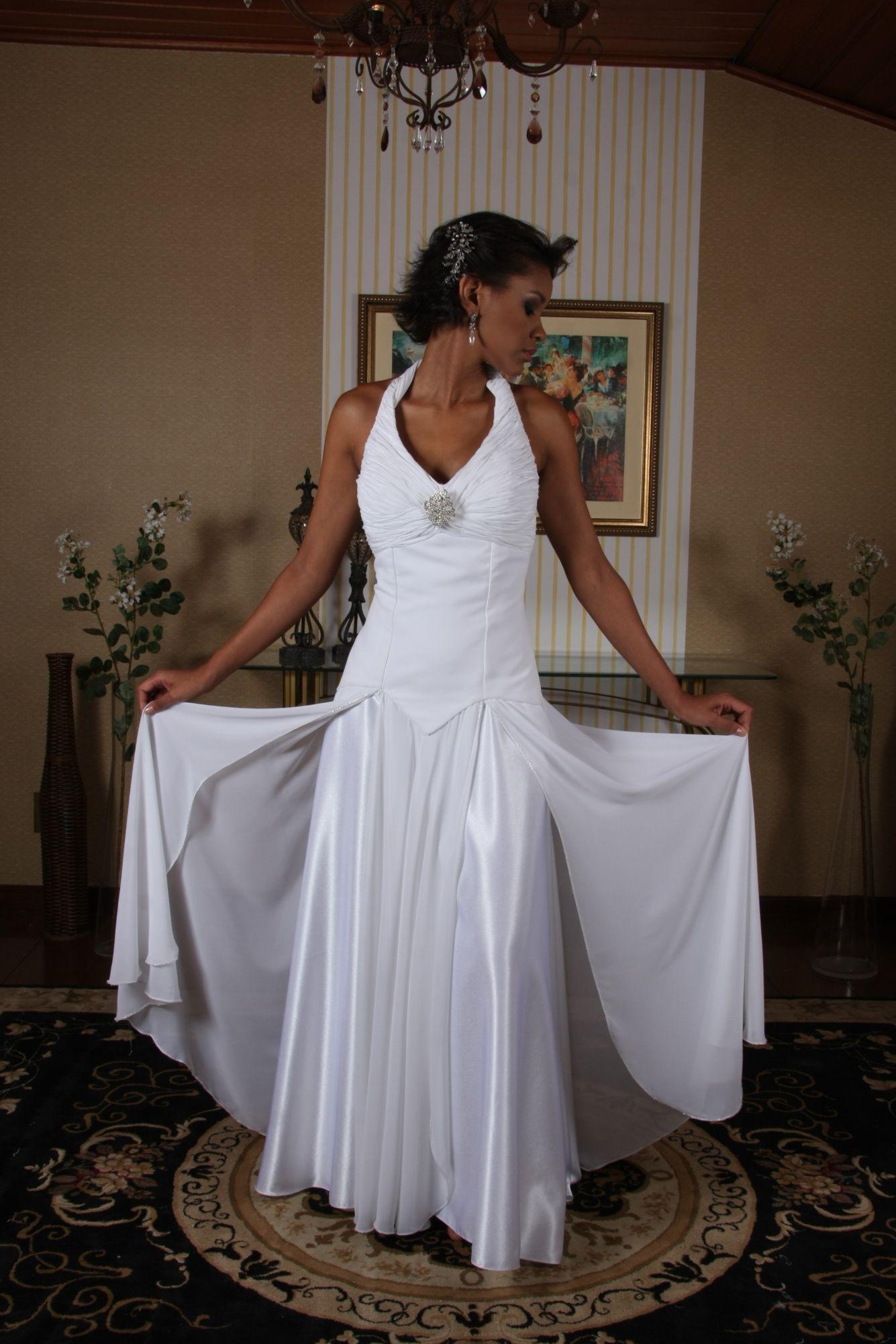 Vestido de Noiva Leve - 12 - Hipnose Alta Costura e Spa para Noivas e Noivos - Campinas - SP Vestido de Noiva, Vestido de Noiva Leve, Hipnose Alta Costura