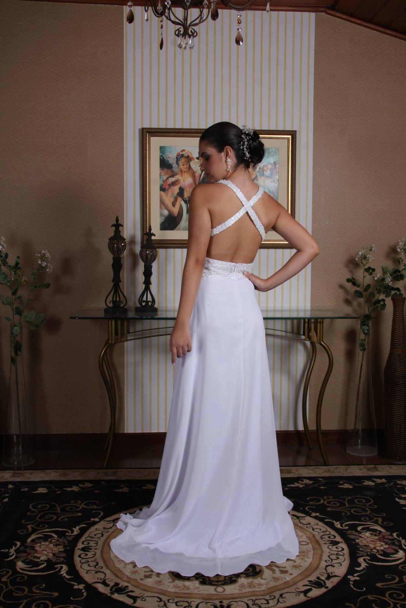 Vestido de Noiva Leve - 14 - Hipnose Alta Costura e Spa para Noivas e Noivos - Campinas - SP Vestido de Noiva, Vestido de Noiva Leve, Hipnose Alta Costura