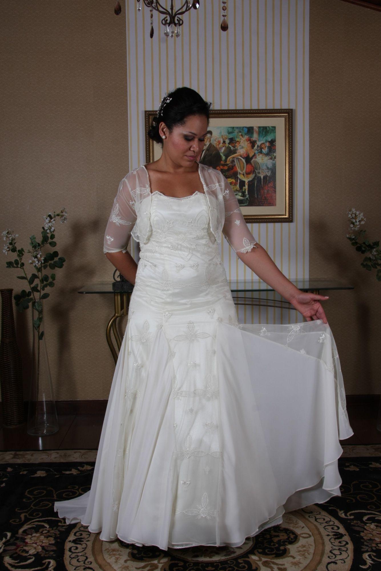 Vestido de Noiva Princesa - 5 - Hipnose Alta Costura e Spa para Noivas e Noivos - Campinas - SP Vestido de Noiva, Vestido de Noiva Princesa, Hipnose Alta Costura