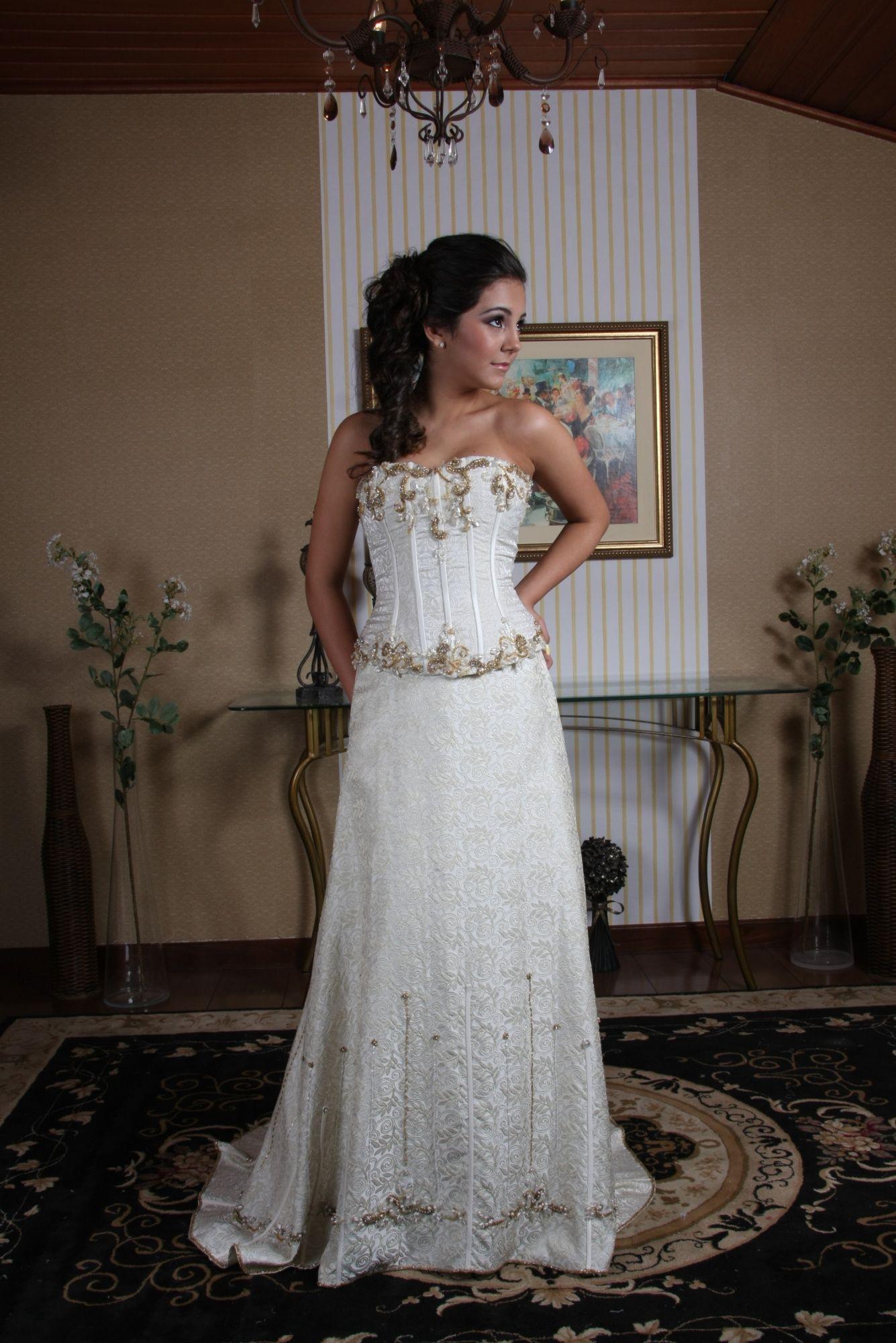 Vestido de Noiva Princesa - 9 - Hipnose Alta Costura e Spa para Noivas e Noivos - Campinas - SP Vestido de Noiva, Vestido de Noiva Princesa, Hipnose Alta Costura