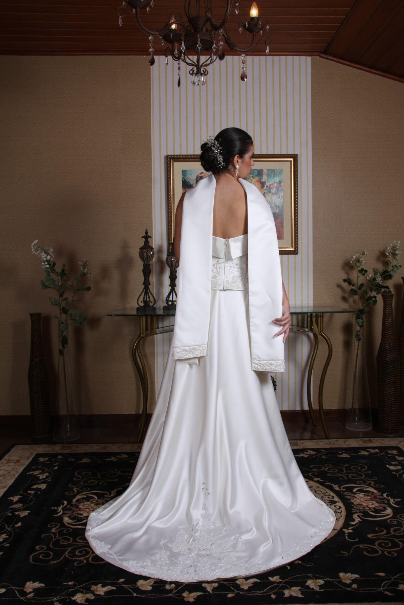 Vestido de Noiva Princesa - 11 - Hipnose Alta Costura e Spa para Noivas e Noivos - Campinas - SP Vestido de Noiva, Vestido de Noiva Princesa, Hipnose Alta Costura