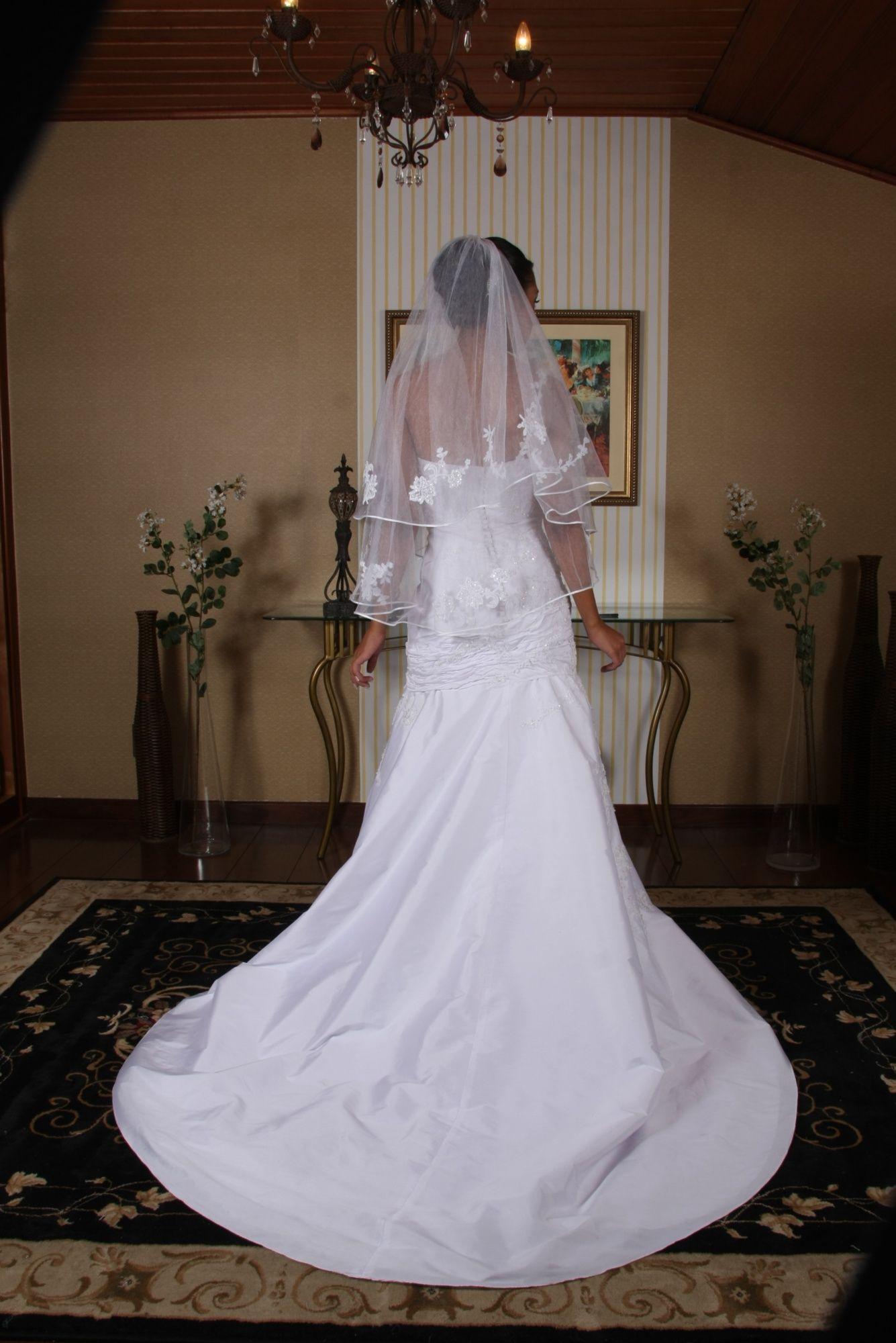 Vestido de Noiva Semi Sereia - 9 - Hipnose Alta Costura e Spa para Noivas e Noivos - Campinas - SP Vestido de Noiva, Vestido de Noiva Semi Sereia, Hipnose Alta Costura