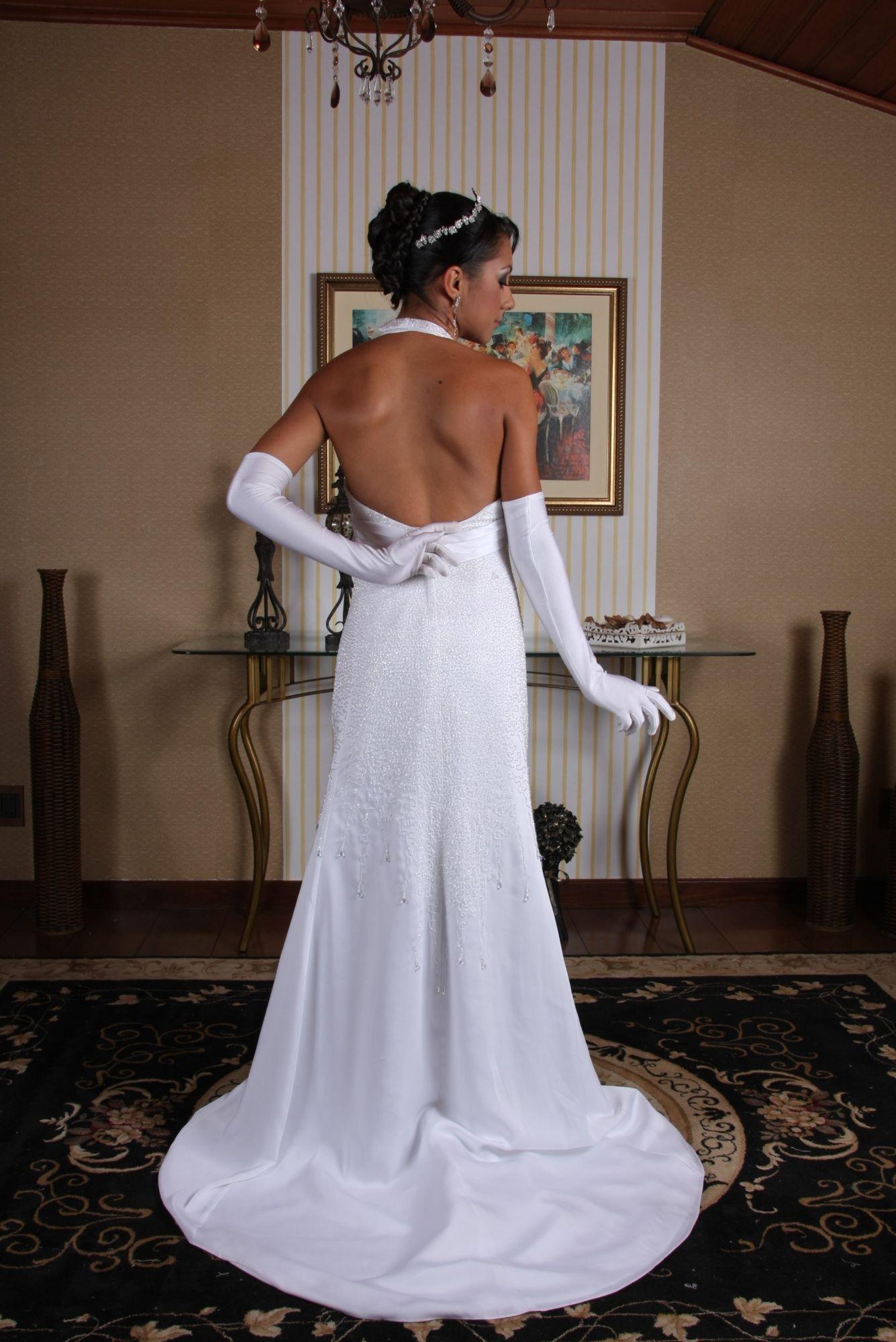 Vestido de Noiva Semi Sereia - 11 - Hipnose Alta Costura e Spa para Noivas e Noivos - Campinas - SP Vestido de Noiva, Vestido de Noiva Semi Sereia, Hipnose Alta Costura