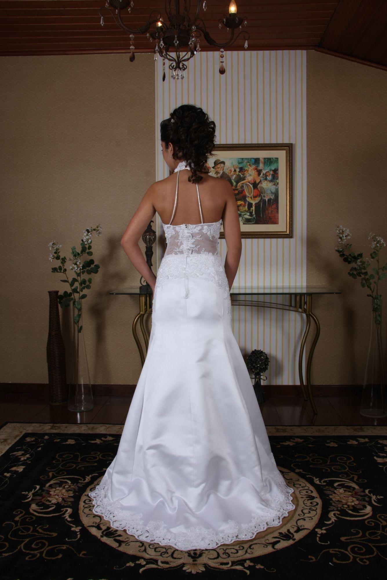 Vestido de Noiva Semi Sereia - 12 - Hipnose Alta Costura e Spa para Noivas e Noivos - Campinas - SP Vestido de Noiva, Vestido de Noiva Semi Sereia, Hipnose Alta Costura