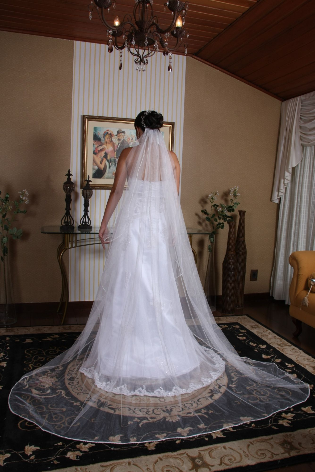Vestido de Noiva Semi Sereia - 15 - Hipnose Alta Costura e Spa para Noivas e Noivos - Campinas - SP Vestido de Noiva, Vestido de Noiva Semi Sereia, Hipnose Alta Costura