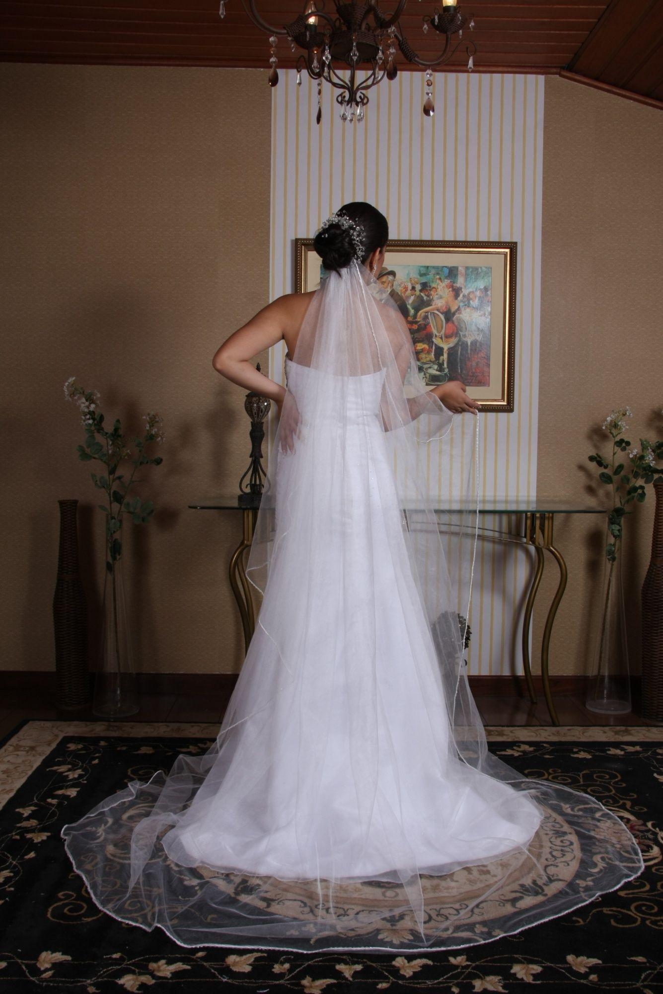 Vestido de Noiva Semi Sereia - 16 - Hipnose Alta Costura e Spa para Noivas e Noivos - Campinas - SP Vestido de Noiva, Vestido de Noiva Semi Sereia, Hipnose Alta Costura