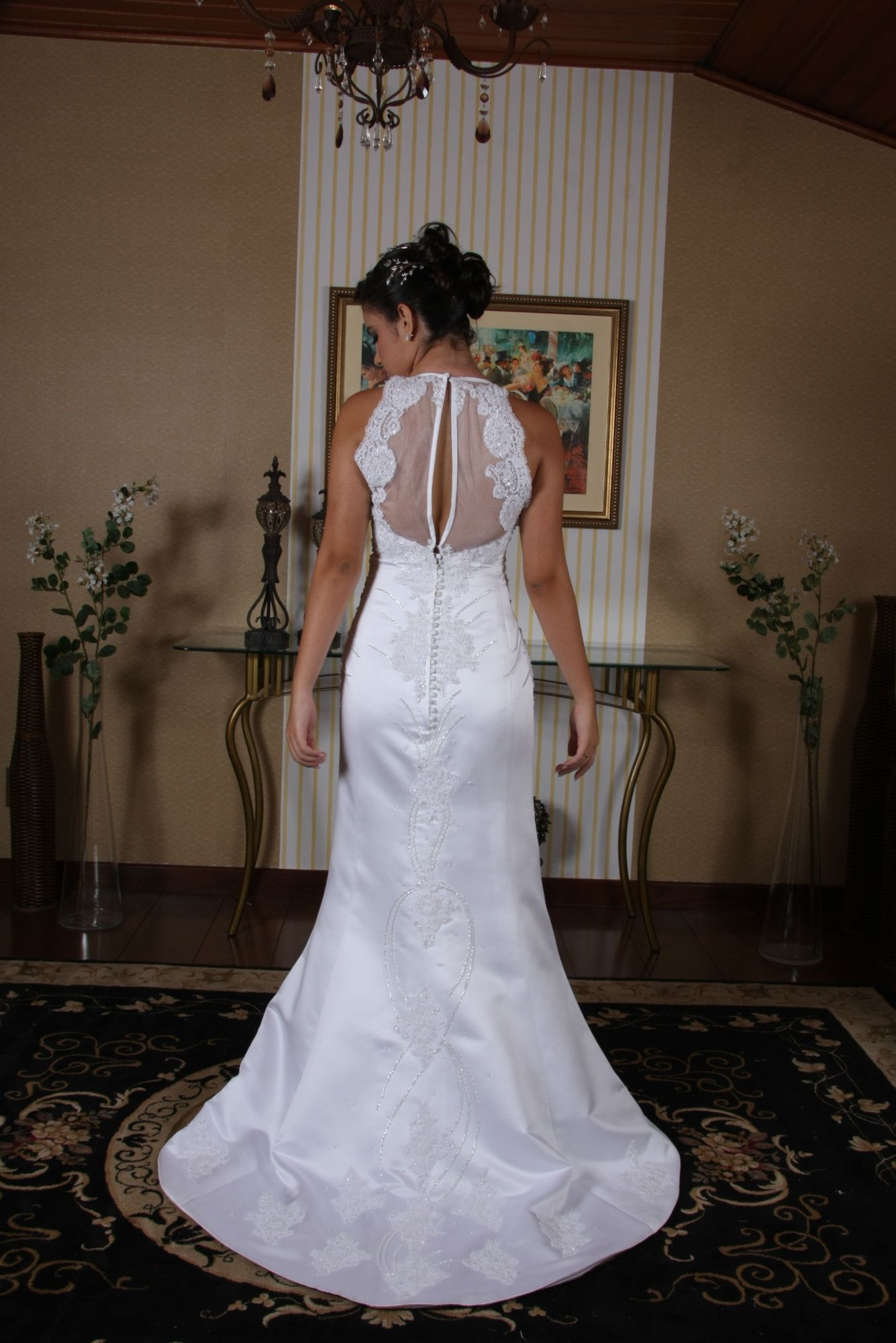 Vestido de Noiva Sereia - 6 - Hipnose Alta Costura e Spa para Noivas e Noivos - Campinas - SP Vestido de Noiva, Vestido de Noiva Sereia, Hipnose Alta Costura