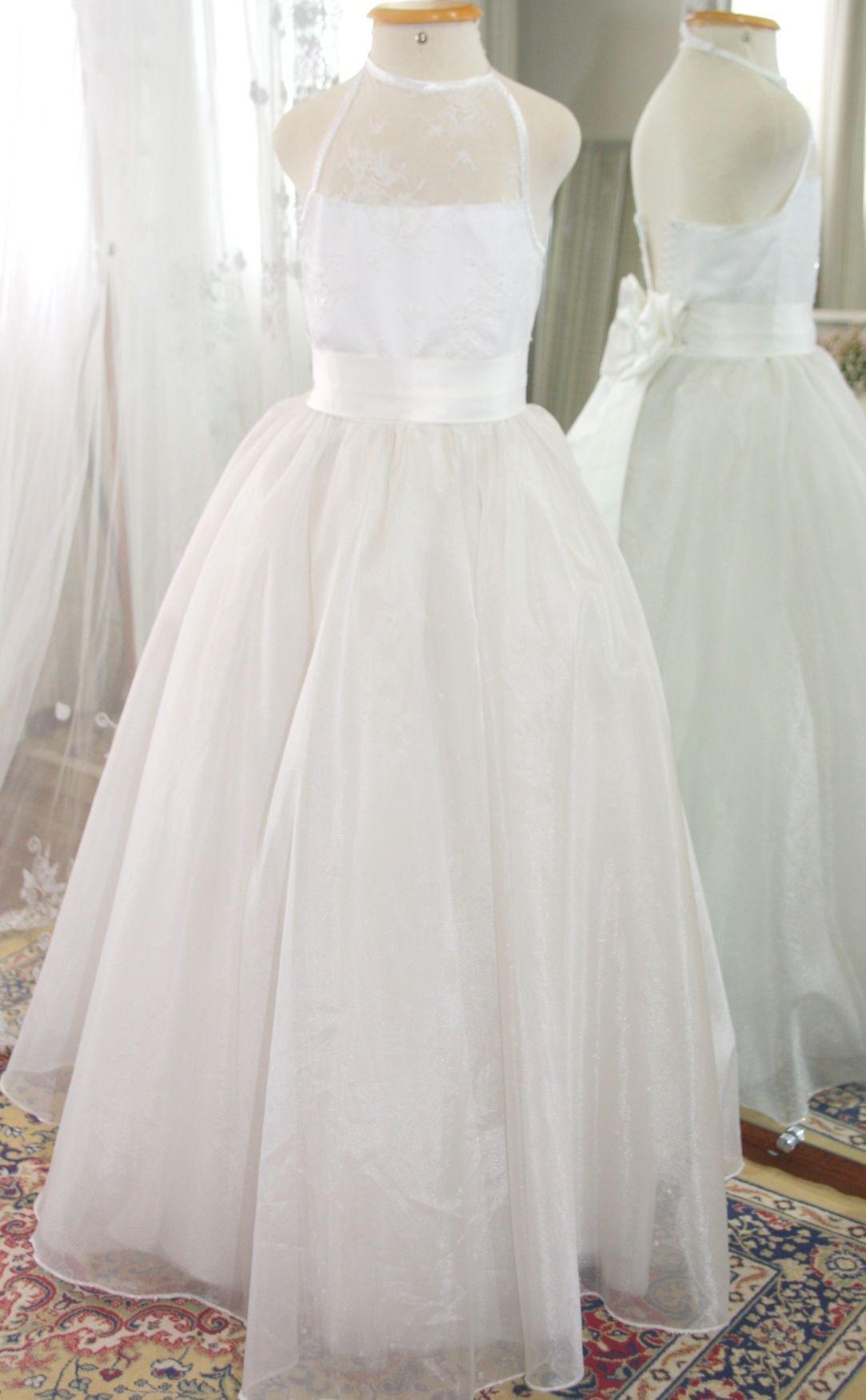 Vestidos para Daminha - 131 - Hipnose Alta Costura e Spa para Noivas e Noivos - Campinas - SP Vestido de Daminha, Vestido para Daminha de Casamento, Hipnose Alta Costura