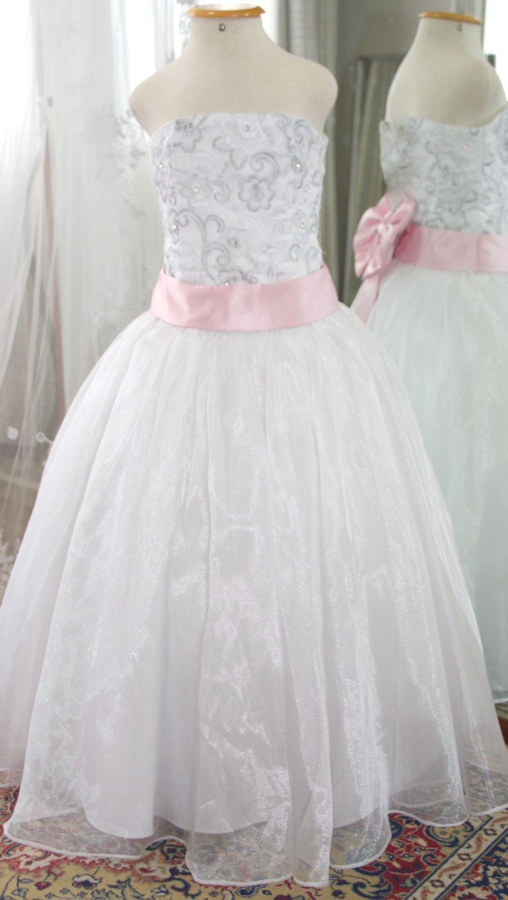 Vestidos para Daminha - 133 - Hipnose Alta Costura e Spa para Noivas e Noivos - Campinas - SP Vestido de Daminha, Vestido para Daminha de Casamento, Hipnose Alta Costura