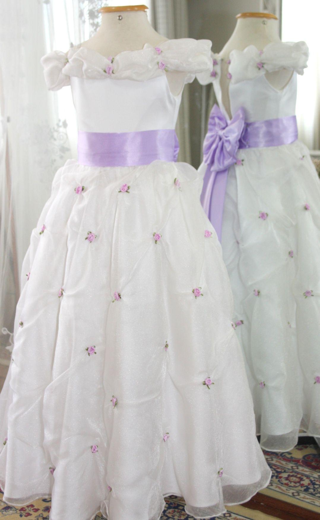Vestidos para Daminha - 135 - Hipnose Alta Costura e Spa para Noivas e Noivos - Campinas - SP Vestido de Daminha, Vestido para Daminha de Casamento, Hipnose Alta Costura