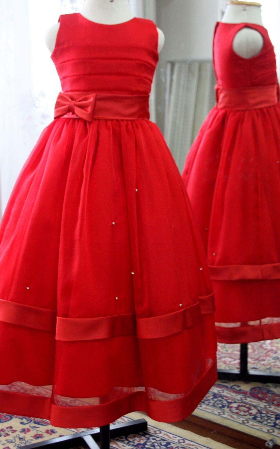 Vestidos para Daminha - 138 - Hipnose Alta Costura e Spa para Noivas e Noivos - Campinas - SP Vestido de Daminha, Vestido para Daminha de Casamento, Hipnose Alta Costura