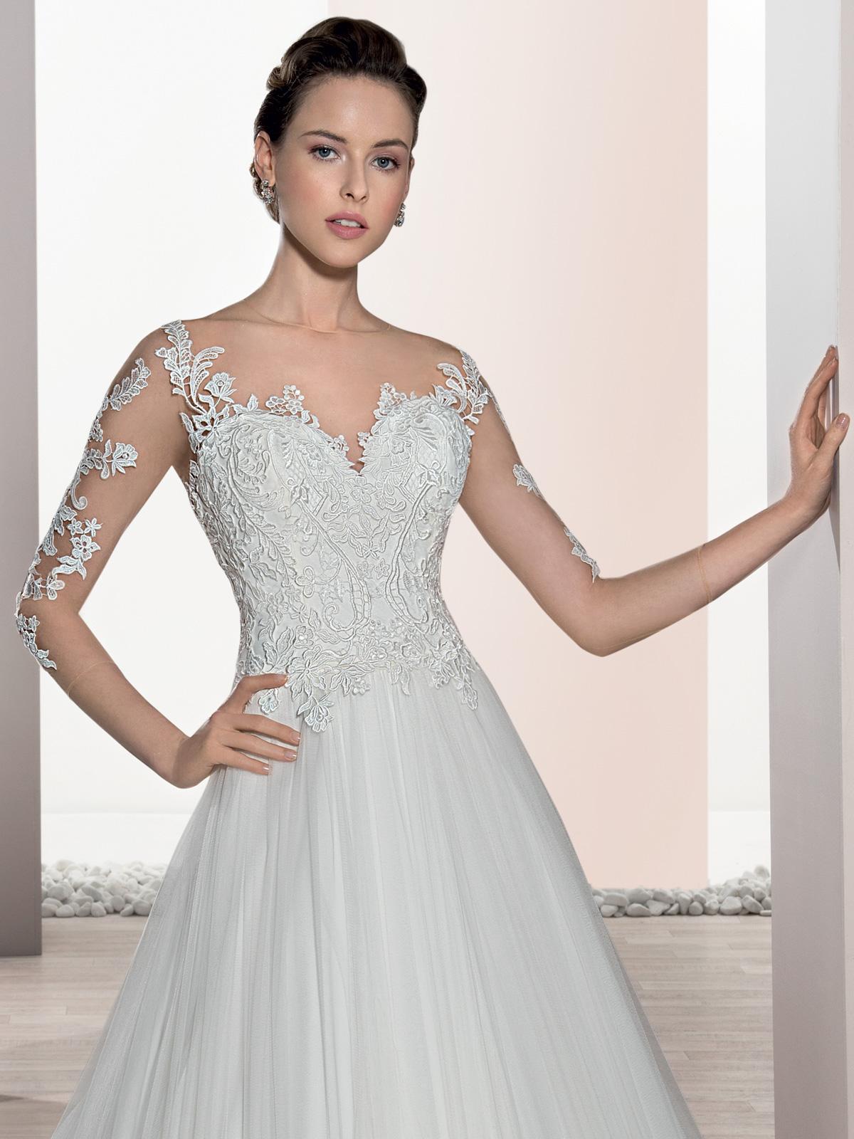 Vestido de Noiva Janete - Hipnose Alta Costura e Spa para Noivas e Noivos - Campinas - SP Vestido de Noiva, Vestidos de Noiva Princesa, Hipnose Alta Costura, Vestido de Noiva Janete