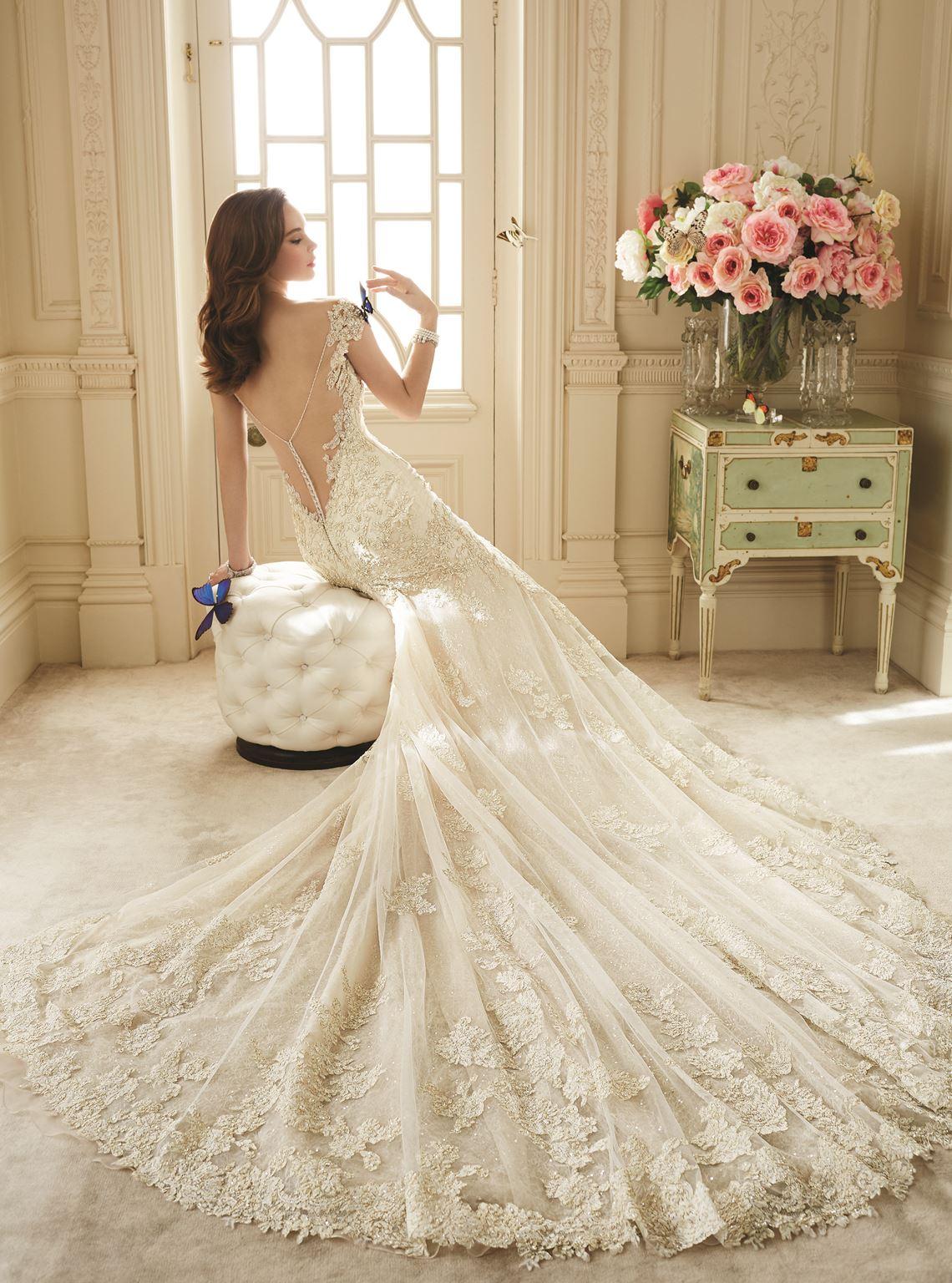 Vestido de Noiva Lacome - Hipnose Alta Costura e Spa para Noivas e Noivos - Campinas - SP Vestido de Noiva, Vestidos de Noiva Sereia, Hipnose Alta Costura, Vestido de Noiva Lacome