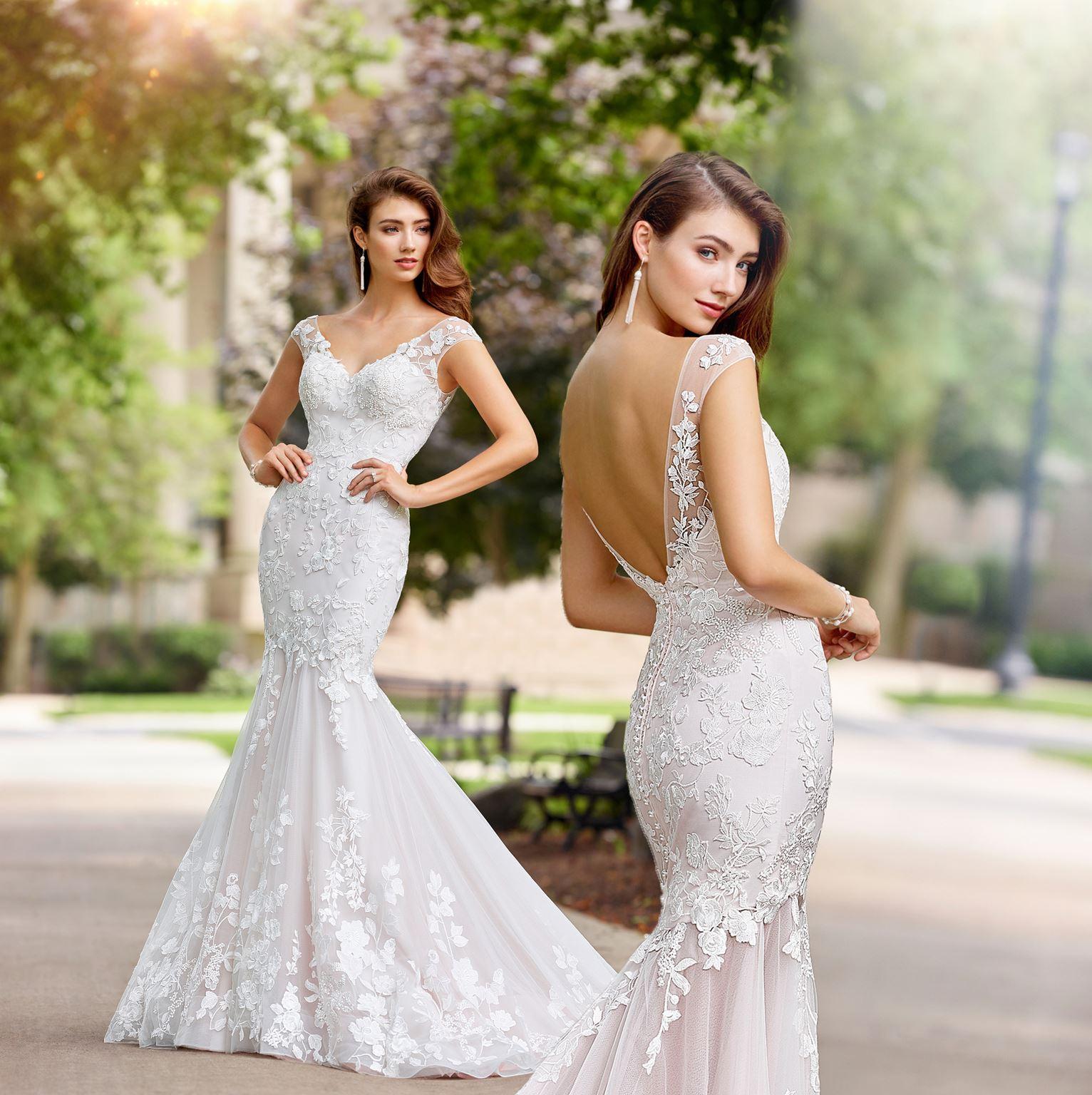 Vestido de Noiva Libia - Hipnose Alta Costura e Spa para Noivas e Noivos - Campinas - SP Vestido de Noiva, Vestidos de Noiva Sereia, Hipnose Alta Costura, Vestido de Noiva Libia