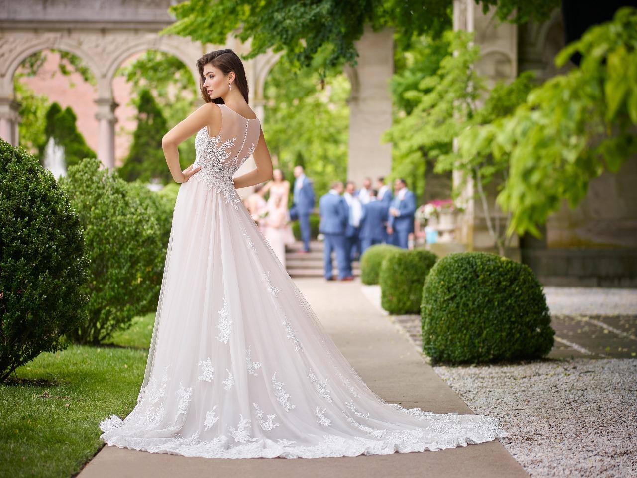 Vestido de Noiva Lolita - Hipnose Alta Costura e Spa para Noivas e Noivos - Campinas - SP Vestido de Noiva, Vestidos de Noiva Sereia, Hipnose Alta Costura, Vestido de Noiva Lolita