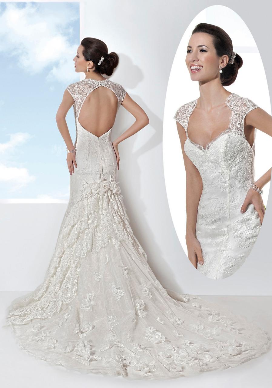 Vestido de Noiva Margo - Hipnose Alta Costura e Spa para Noivas e Noivos - Campinas - SP Vestido de Noiva, Vestidos de Noiva Sereia, Hipnose Alta Costura, Vestido de Noiva Margo