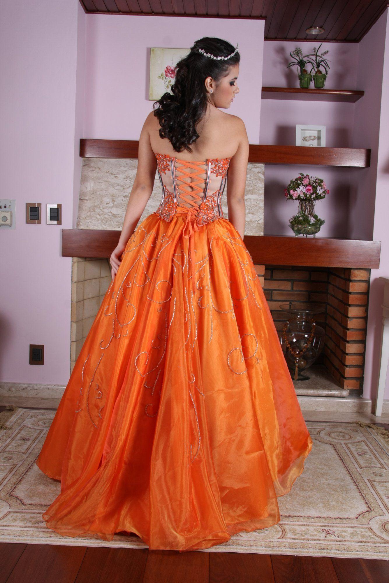 a8db1f820 Vestido de Debutante Outros Modelos - 8 - 3 - Hipnose Alta Costura e Spa  para
